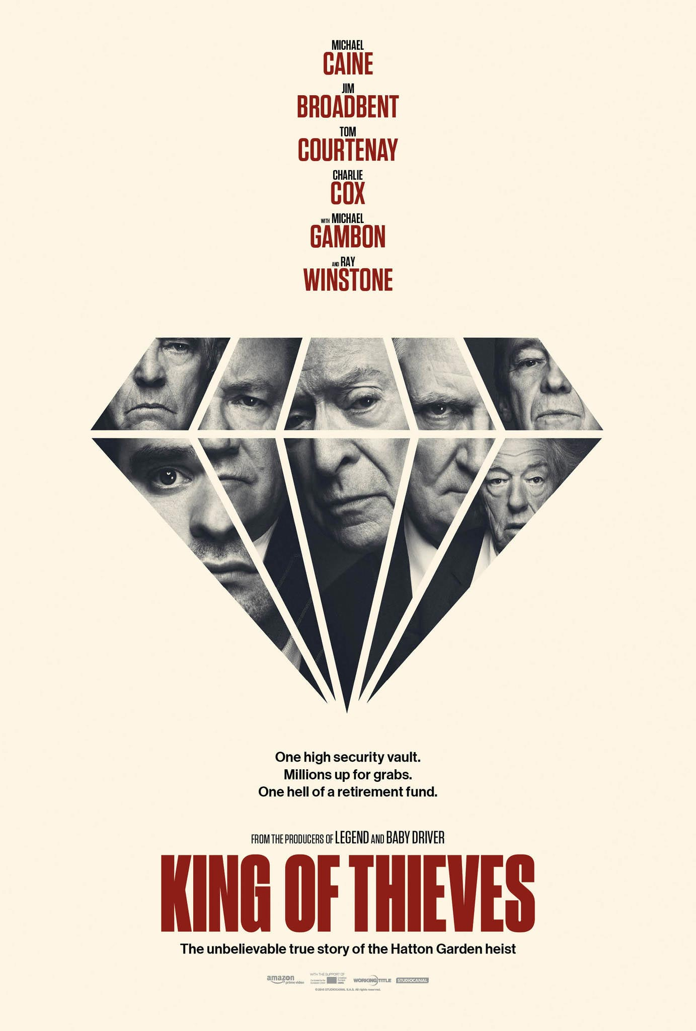 King of Thieves Poster #1