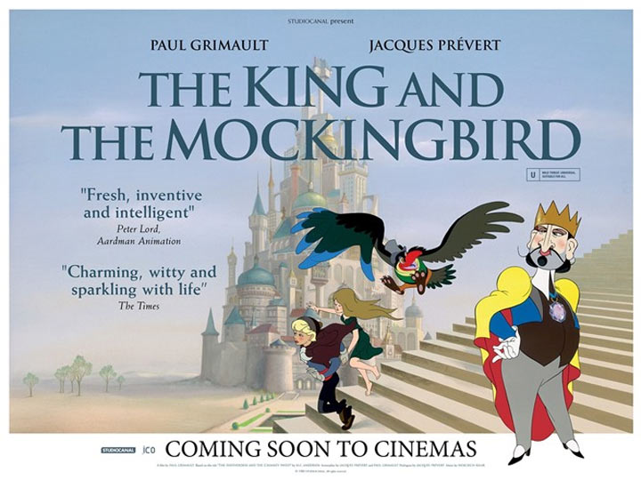 The King and the Mockingbird Poster #1