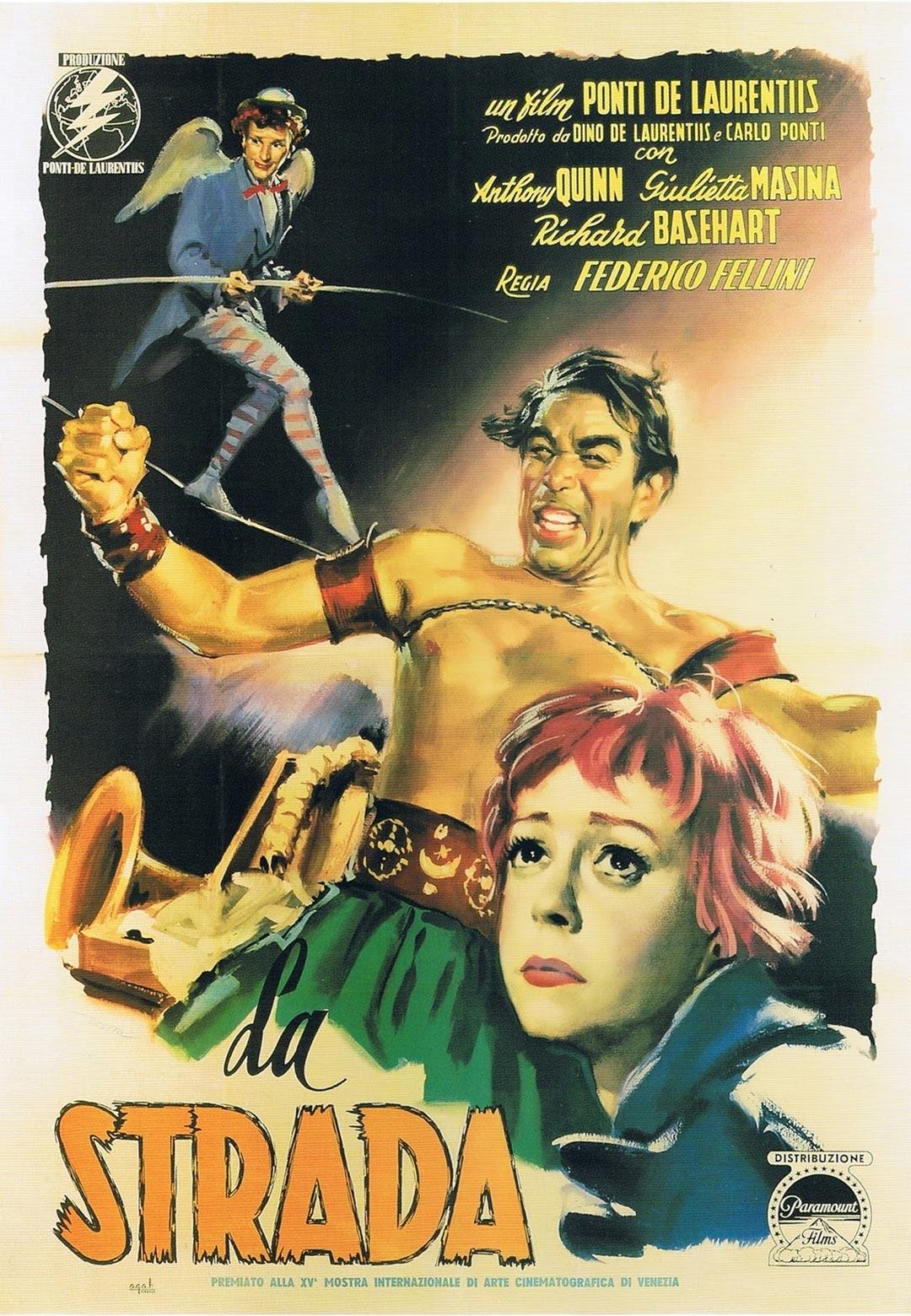 La Strada Poster #1