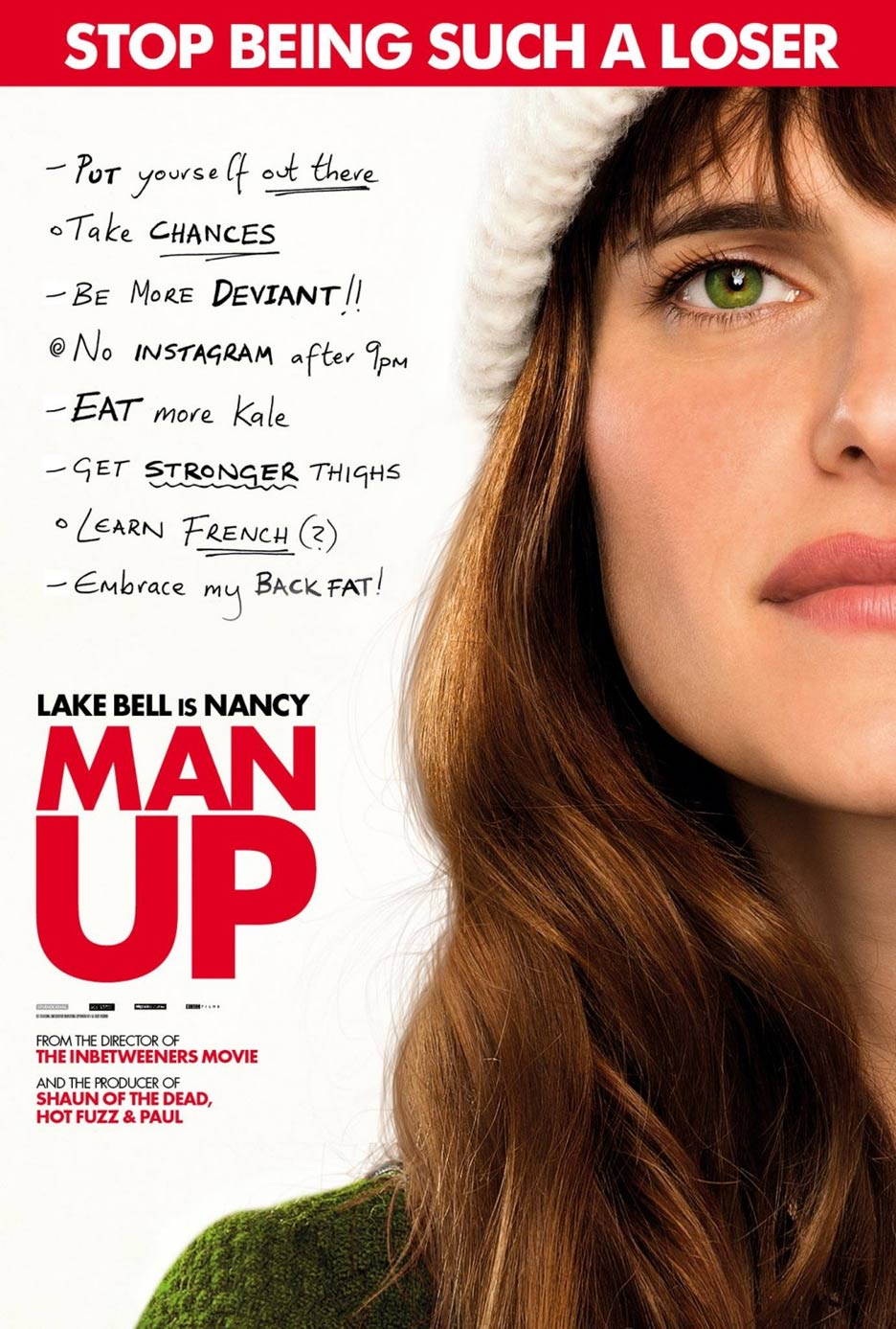 Man Up Poster #2