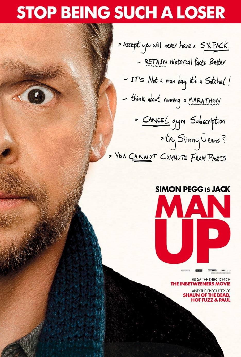 Man Up Poster #3