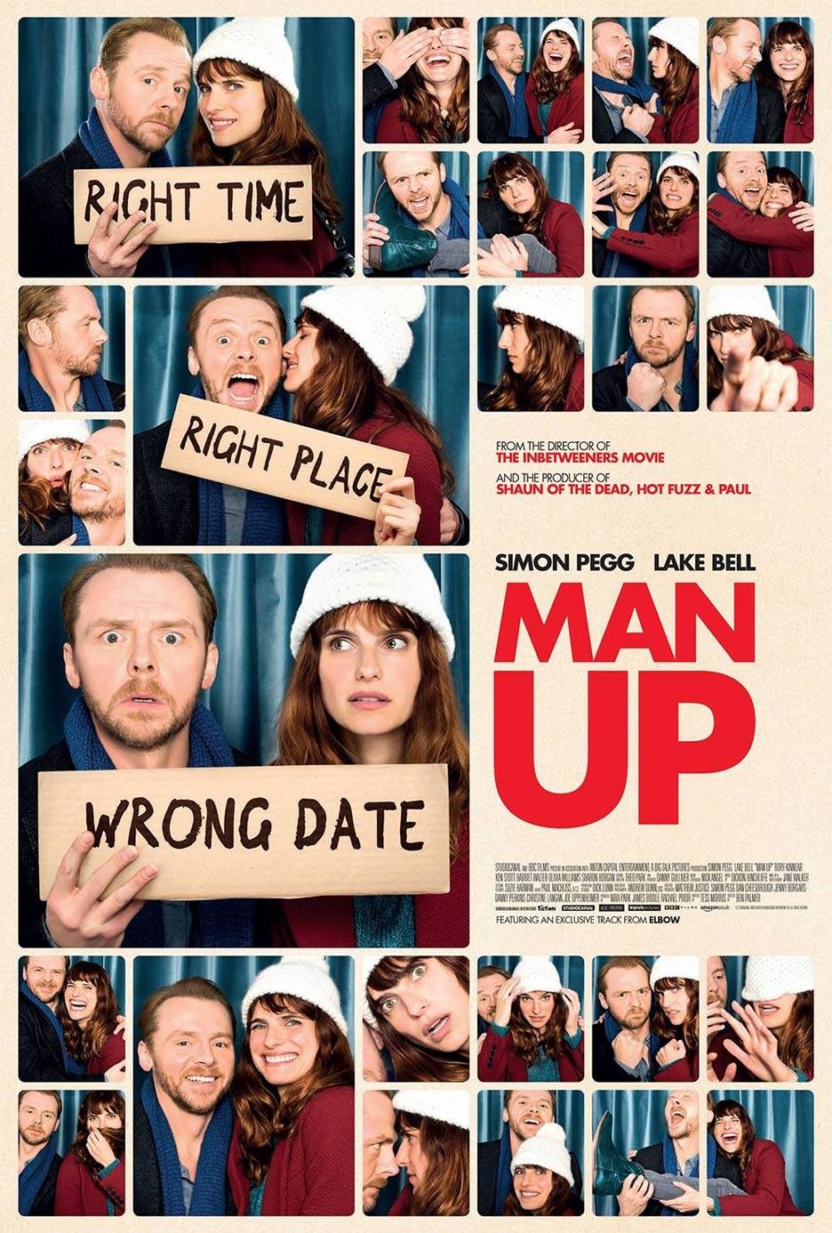 Man Up Poster #1