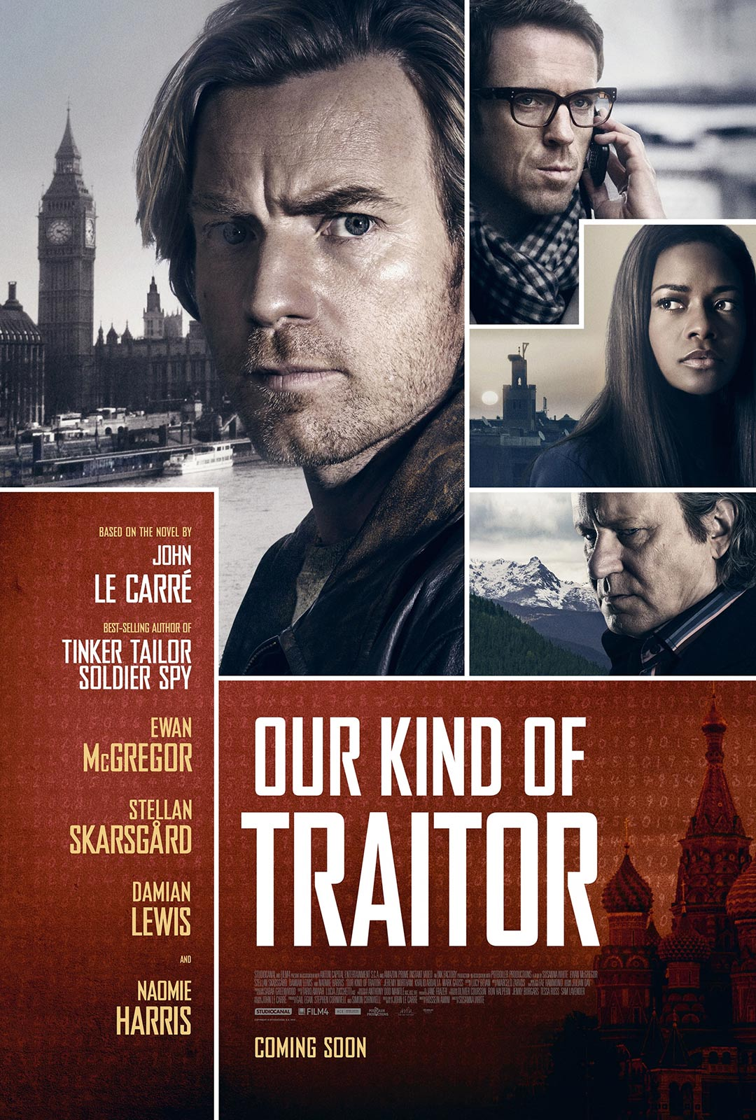 Our Kind of Traitor Poster #2