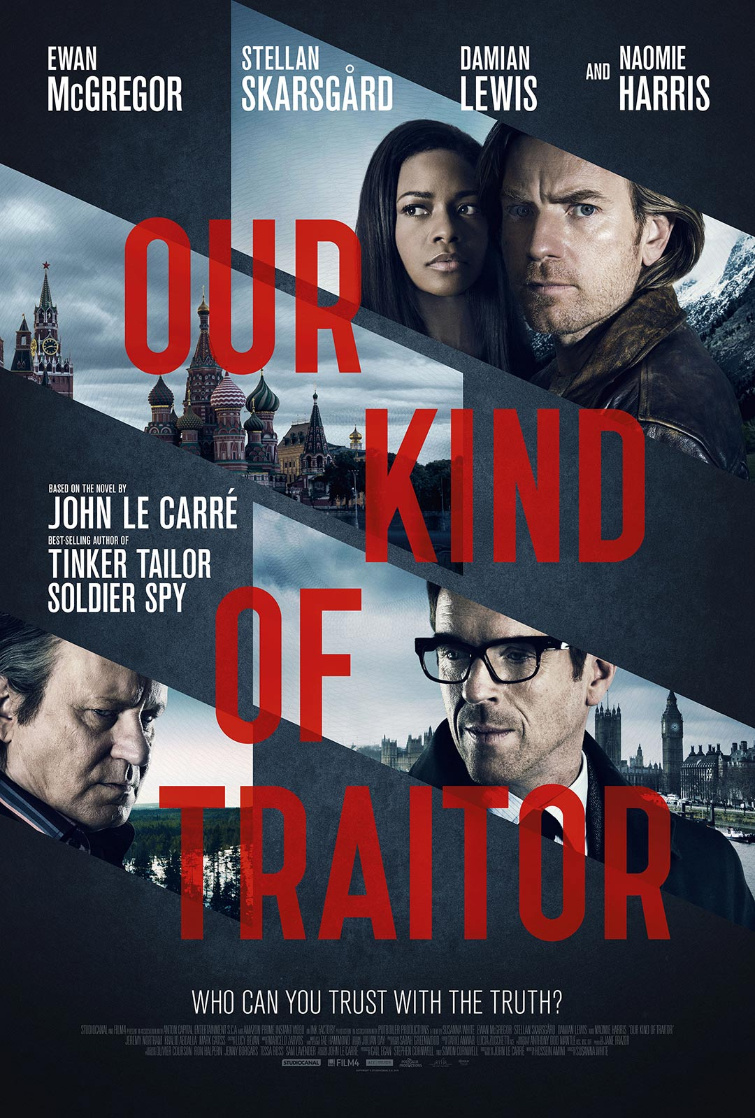 Our Kind of Traitor Poster #1