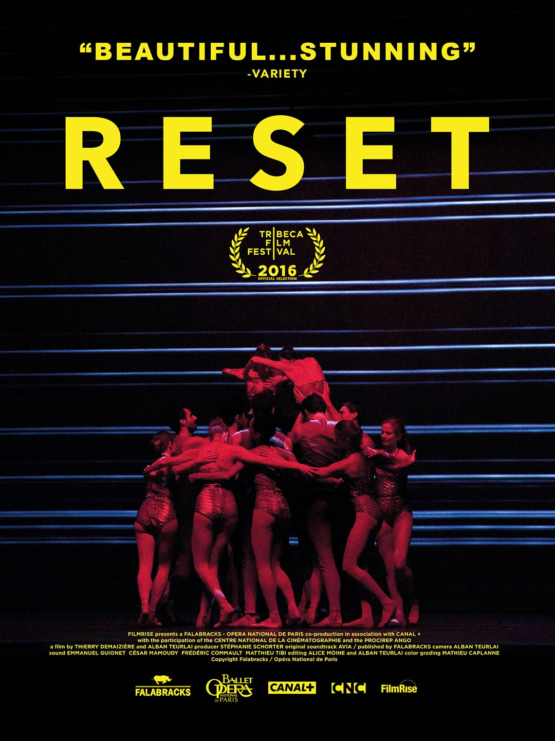 Reset Poster #1