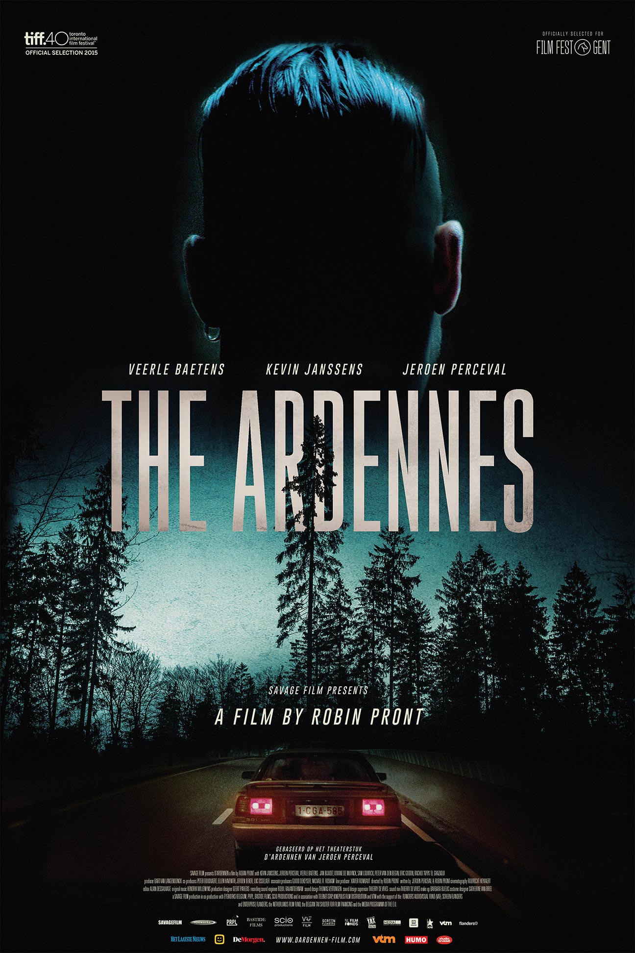 The Ardennes Poster #1