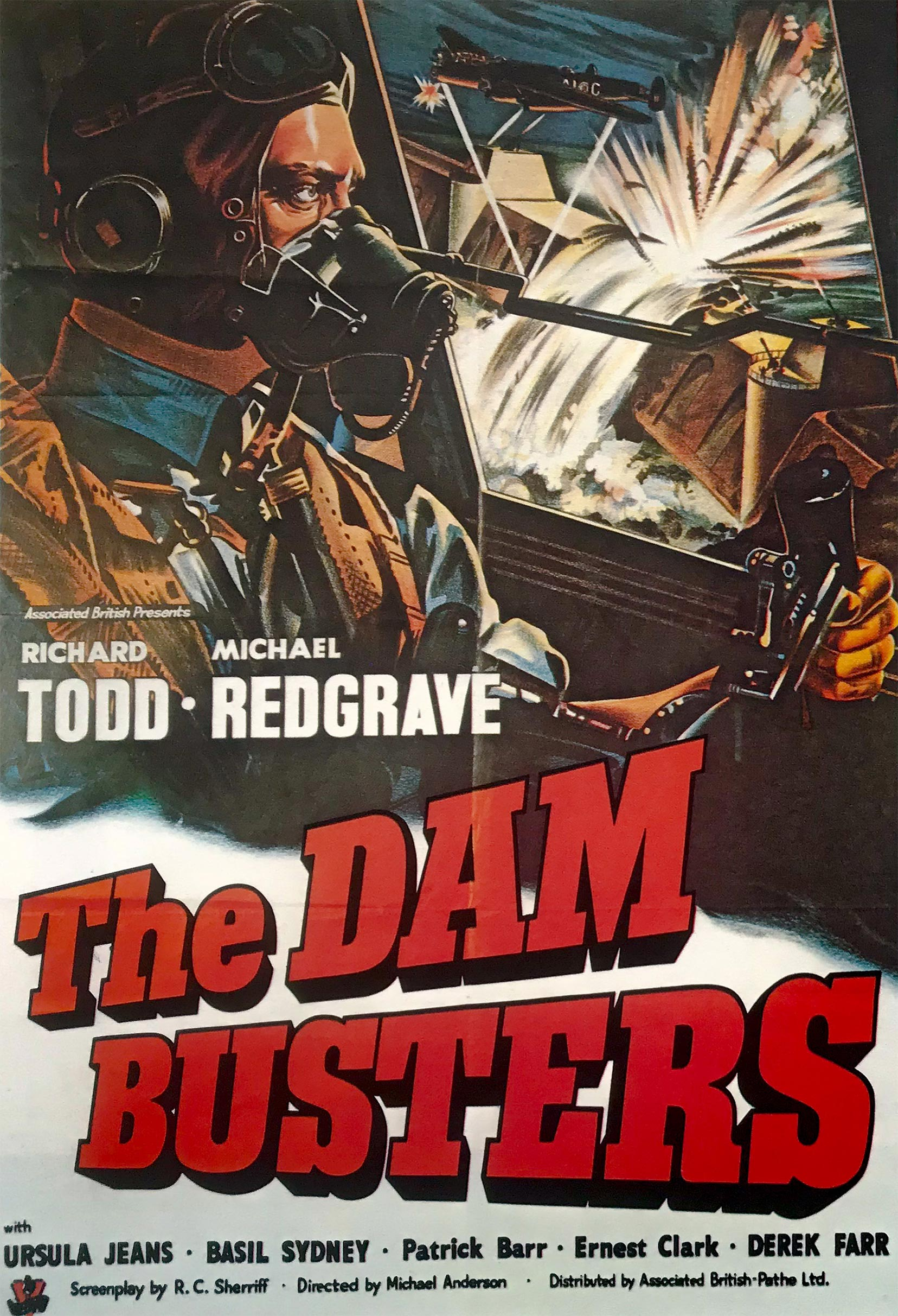 The Dam Busters Poster #1