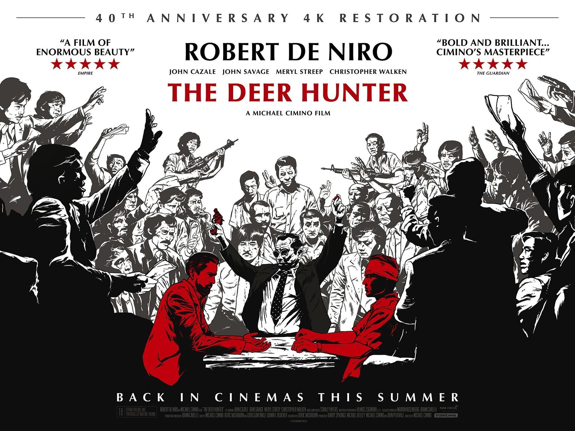 The Deer Hunter Poster #2