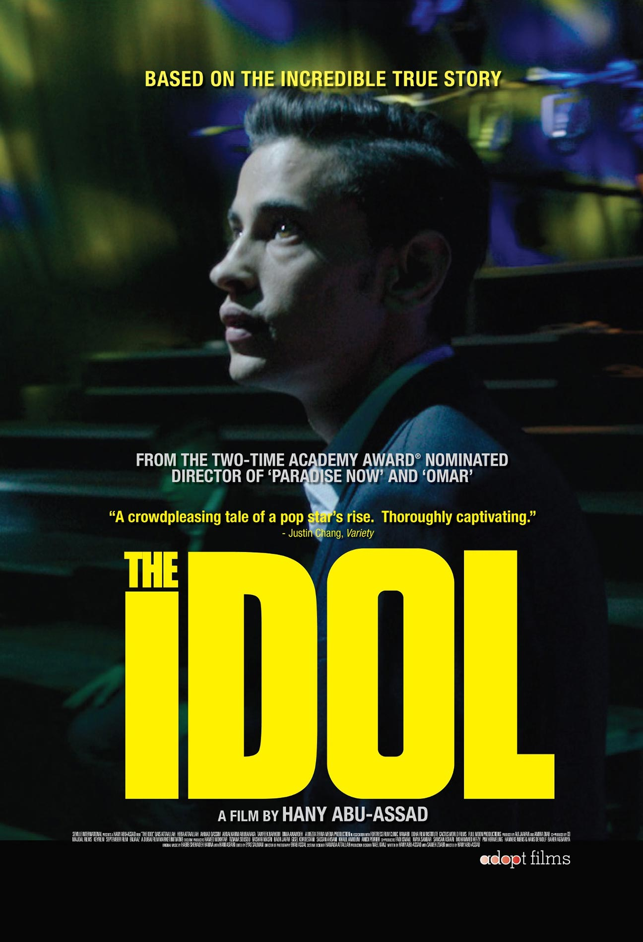 The Idol Poster #1