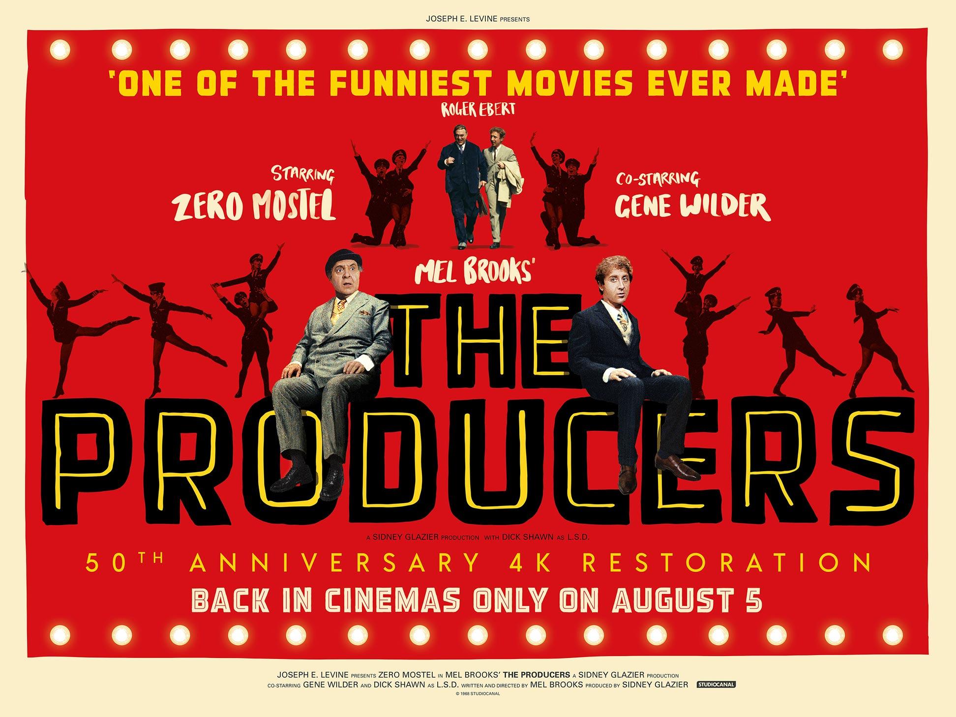 The Producers Poster #2