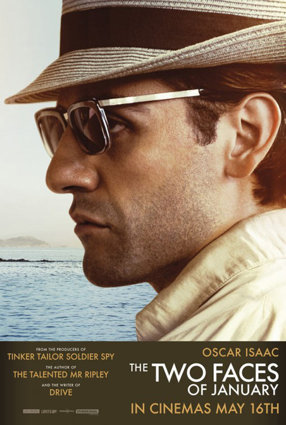 The Two Faces of January Poster #2