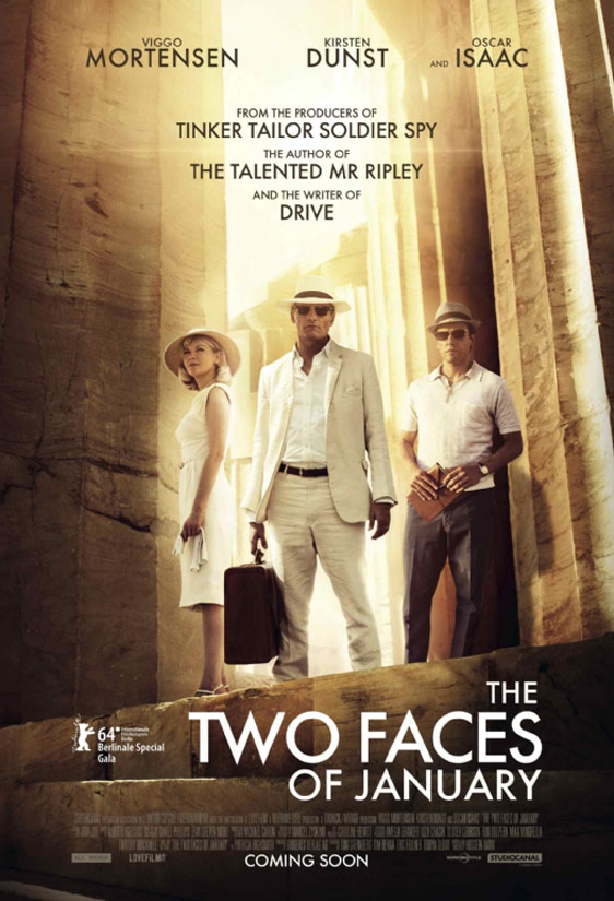 The Two Faces of January Poster #1