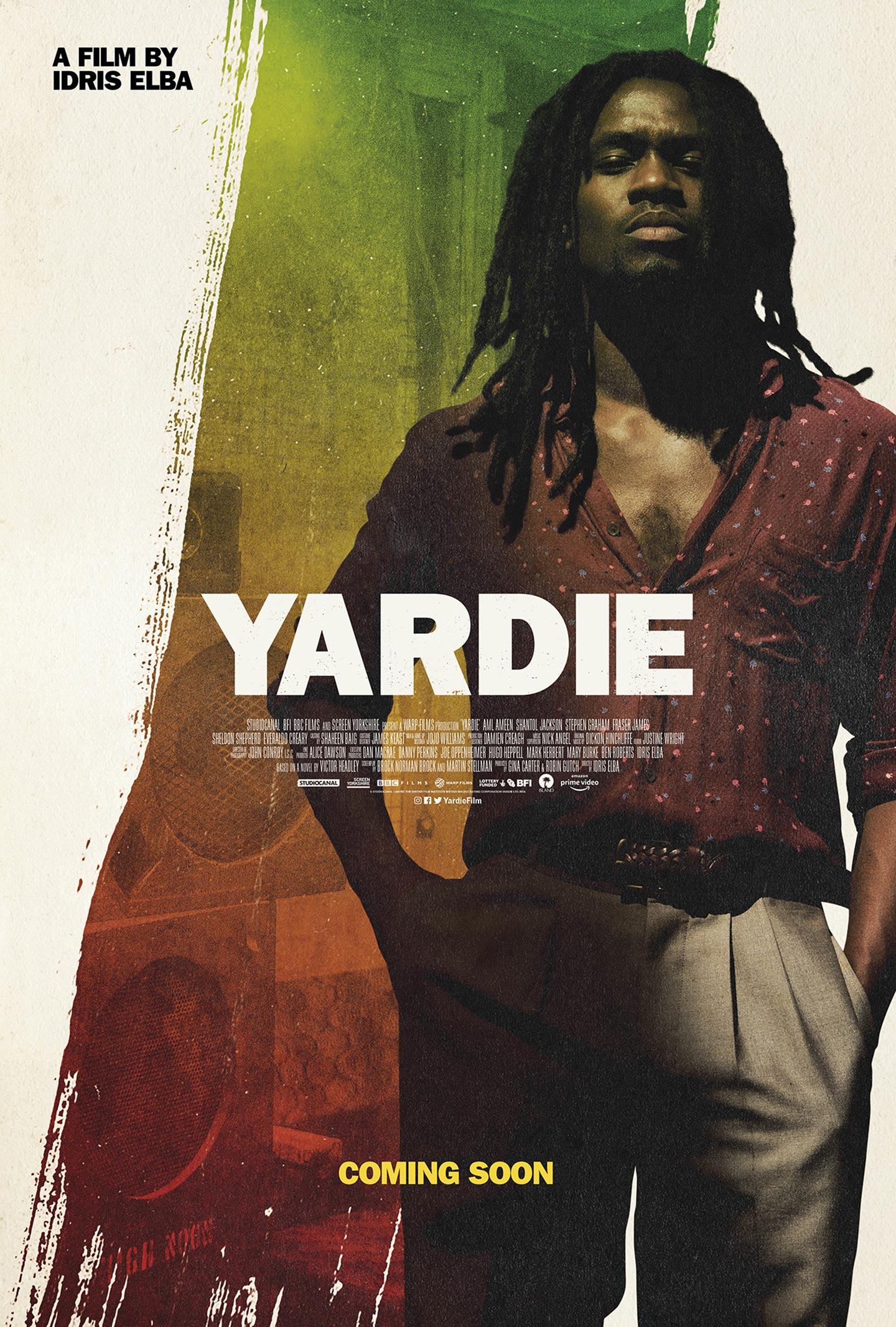 Yardie Poster #3