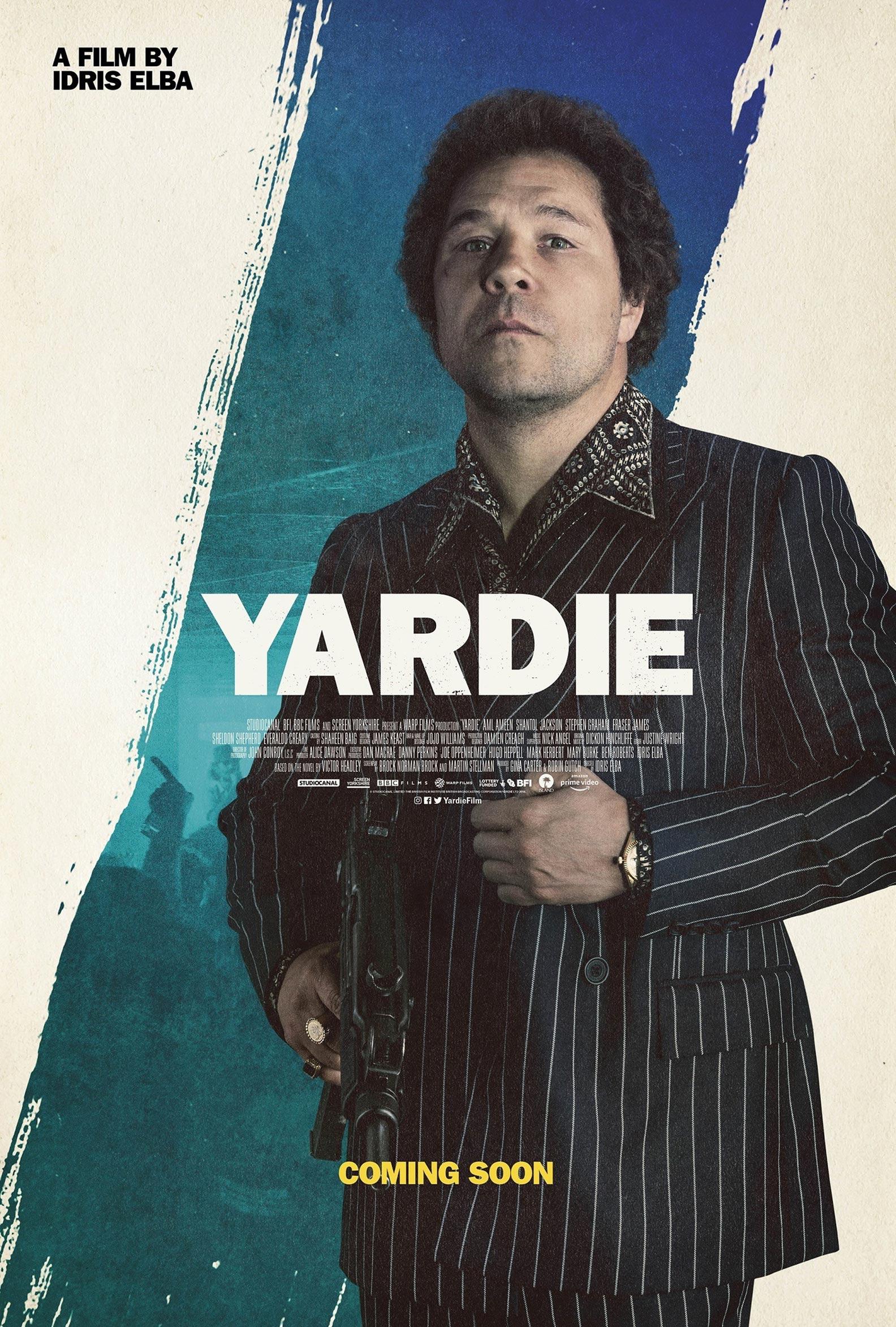 Yardie Poster #4
