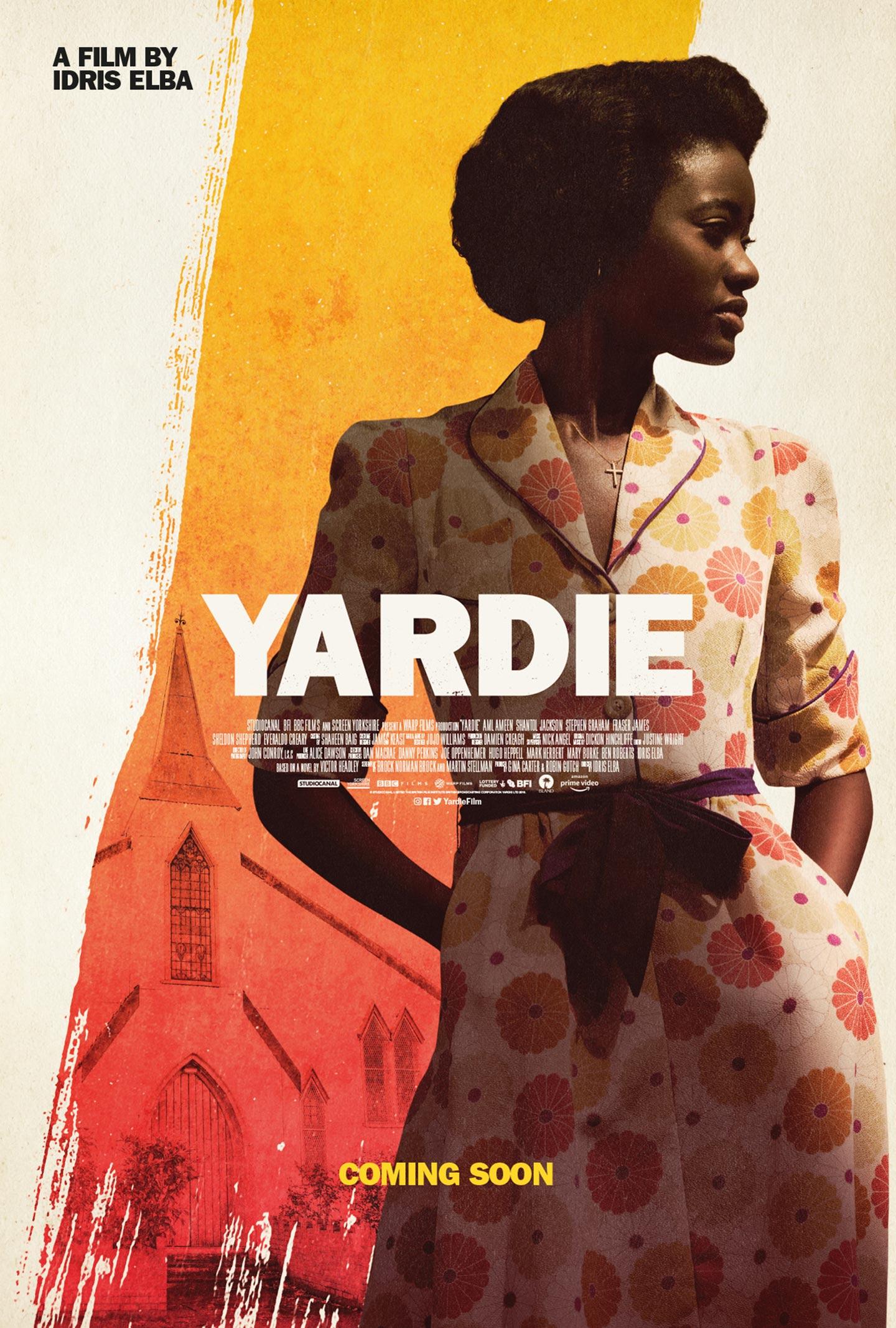 Yardie Poster #5
