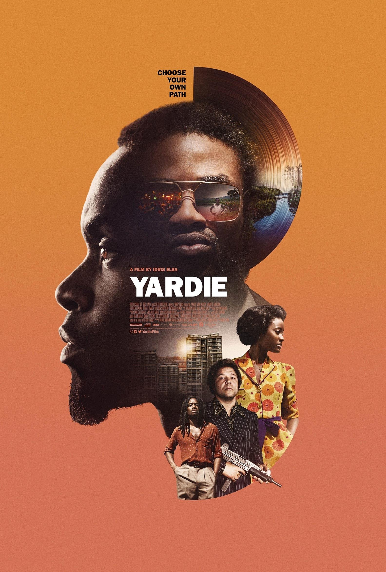 Yardie Poster #6