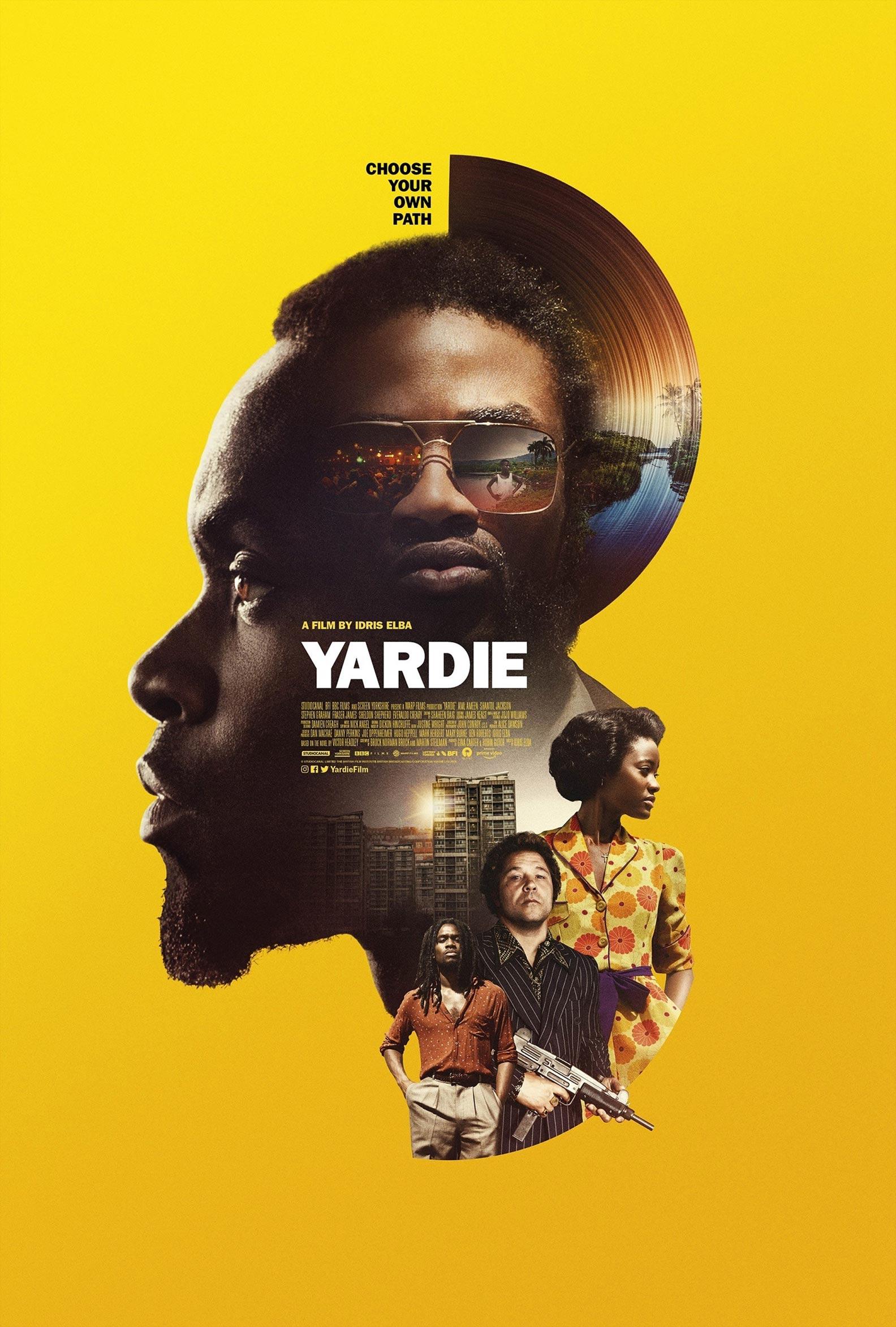 Yardie Poster #7