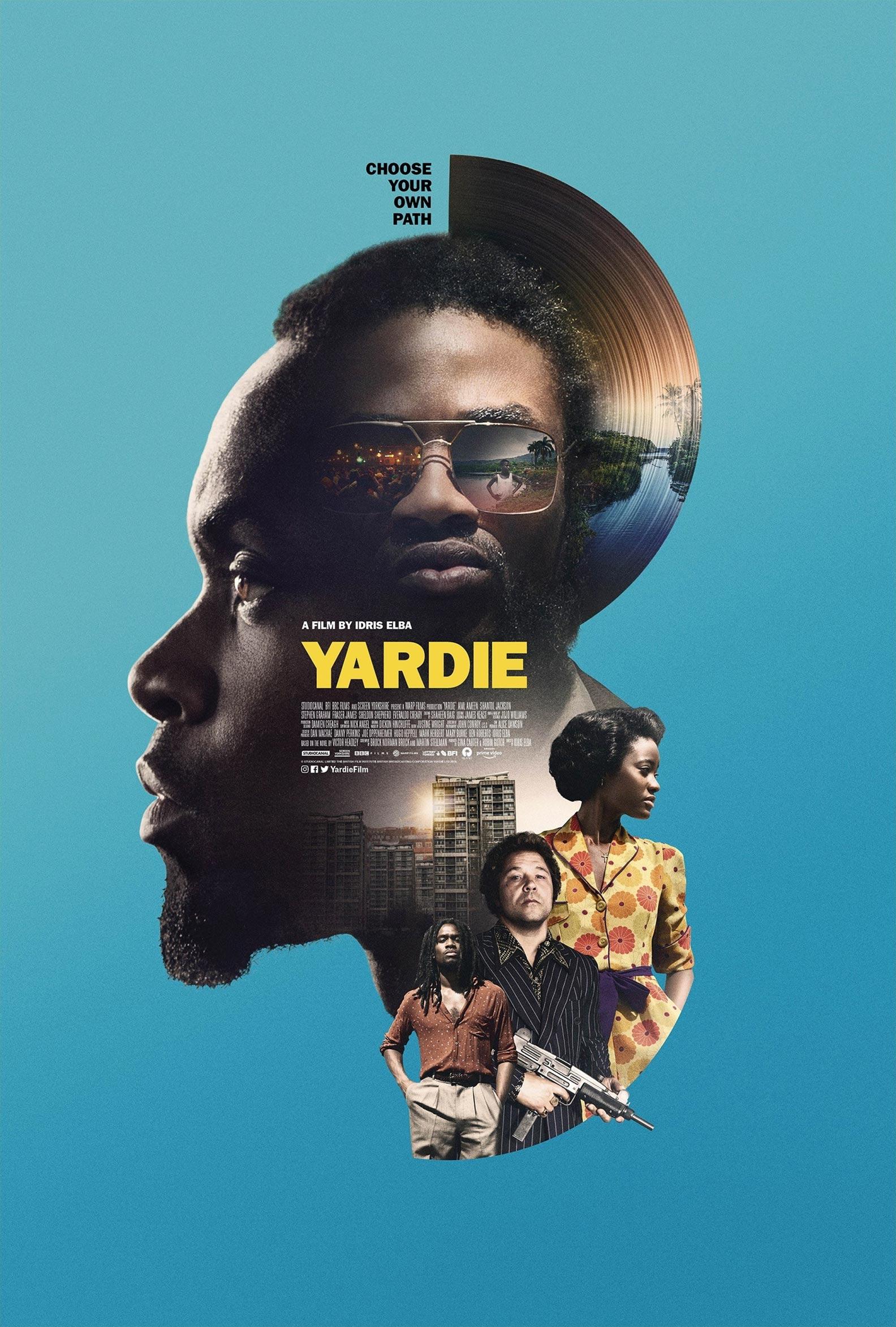 Yardie Poster #8