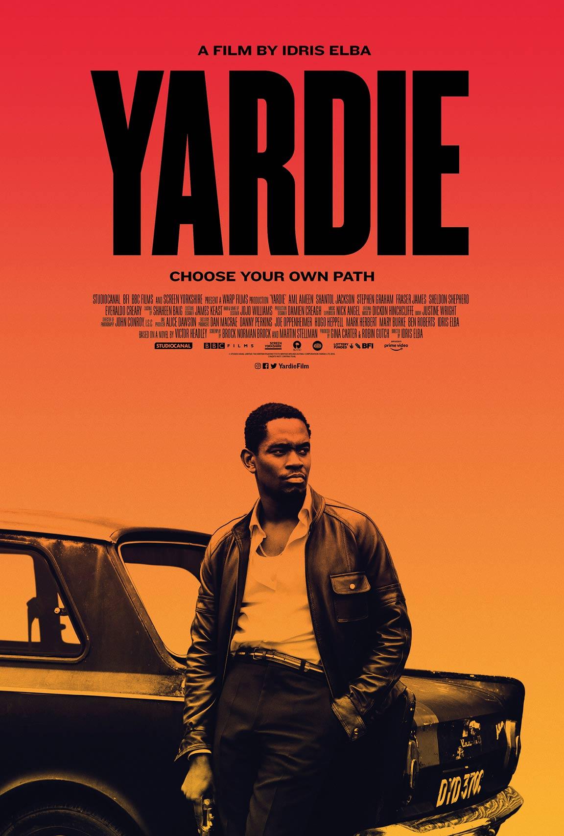 Yardie Poster #1