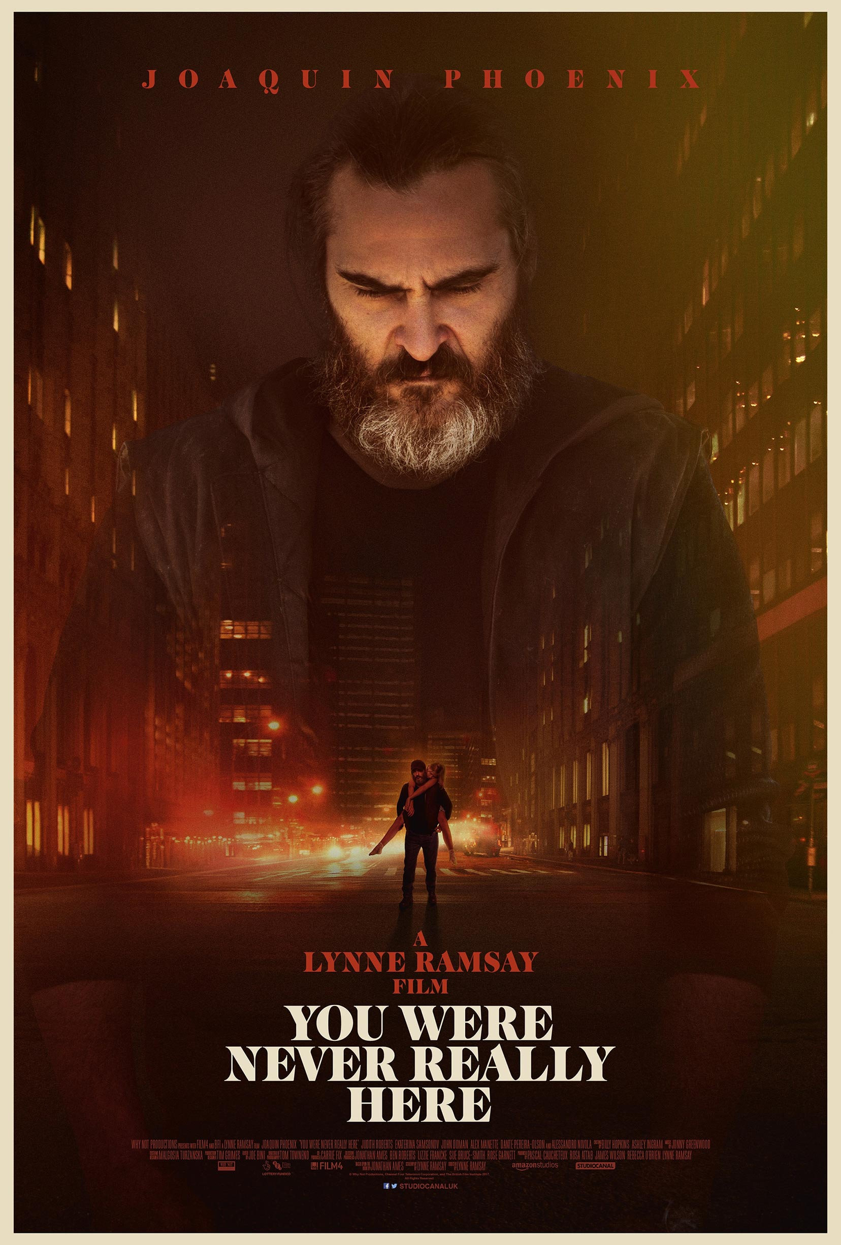You Were Never Really Here Poster #2