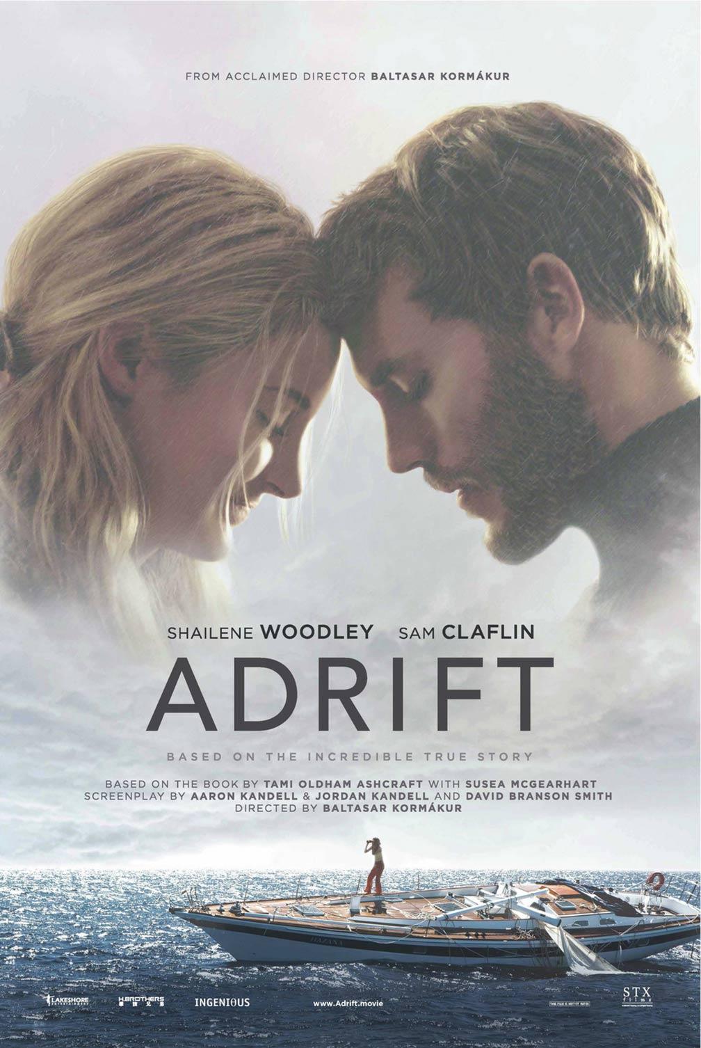 Adrift Poster #2