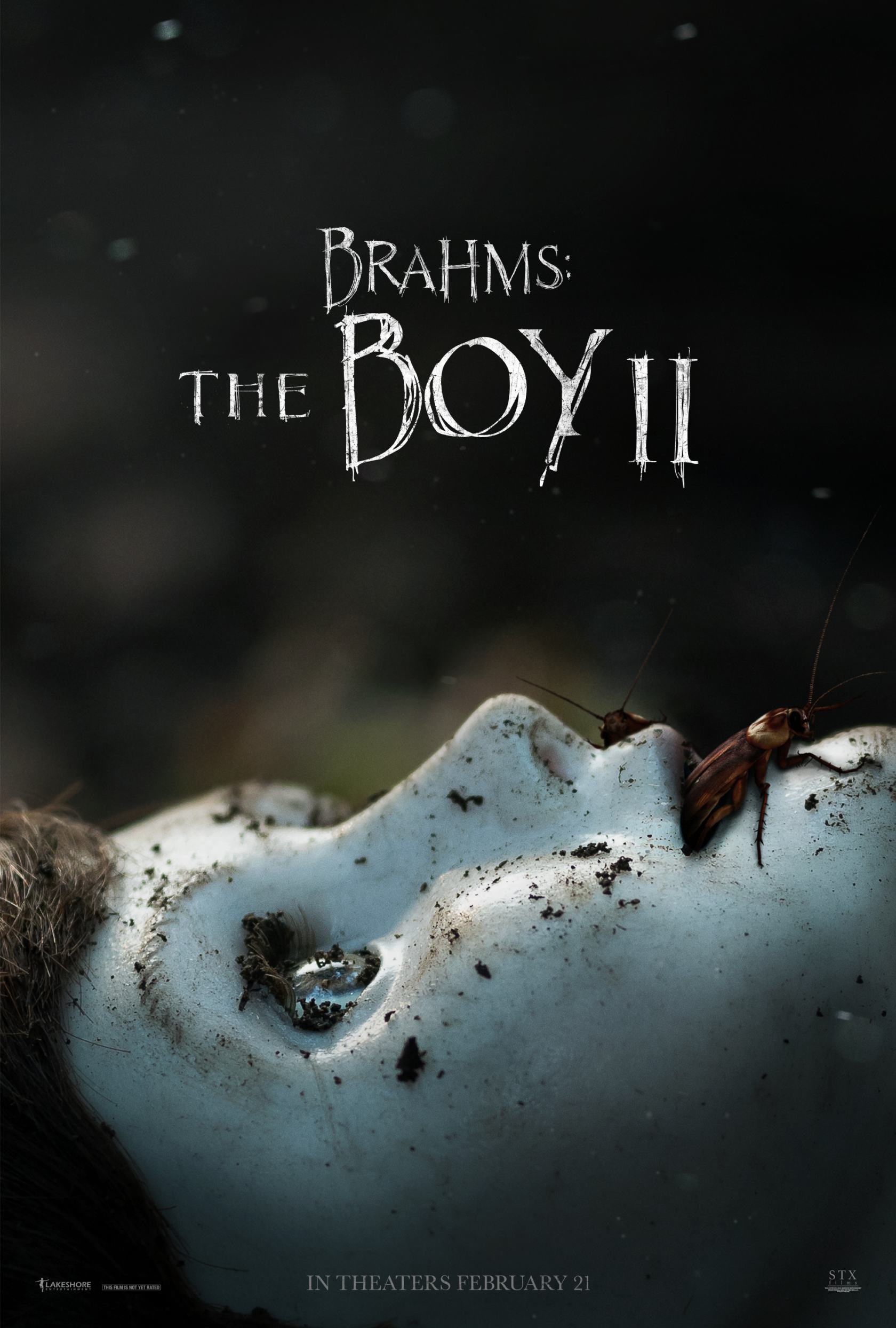 Brahms: The Boy II Poster #1