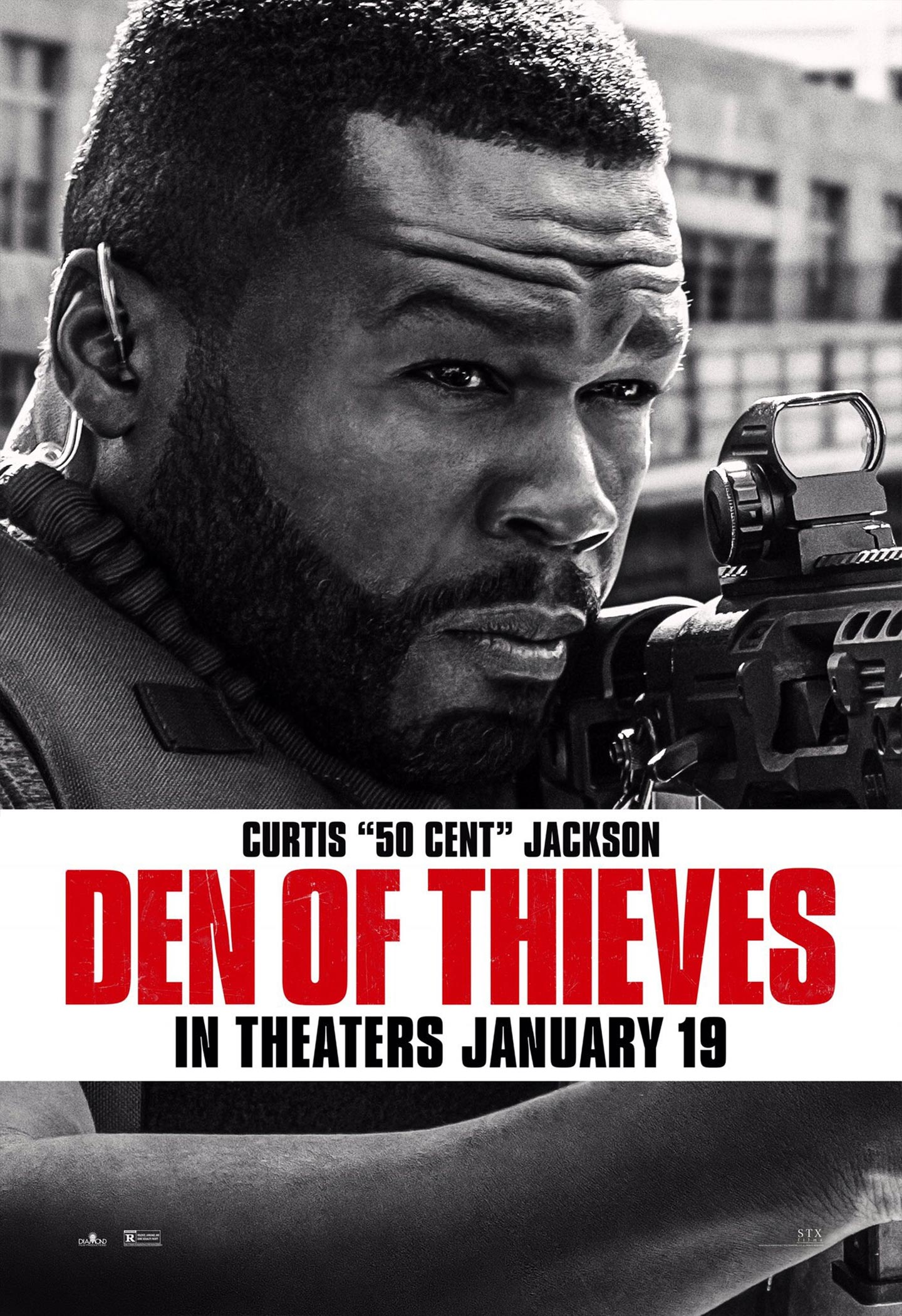 Den of Thieves Poster #4