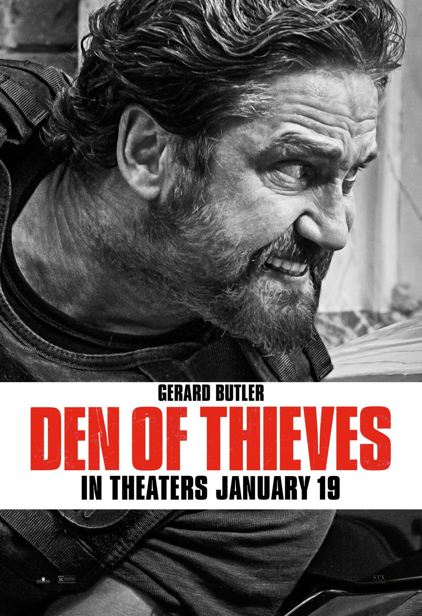 Den of Thieves Poster #5
