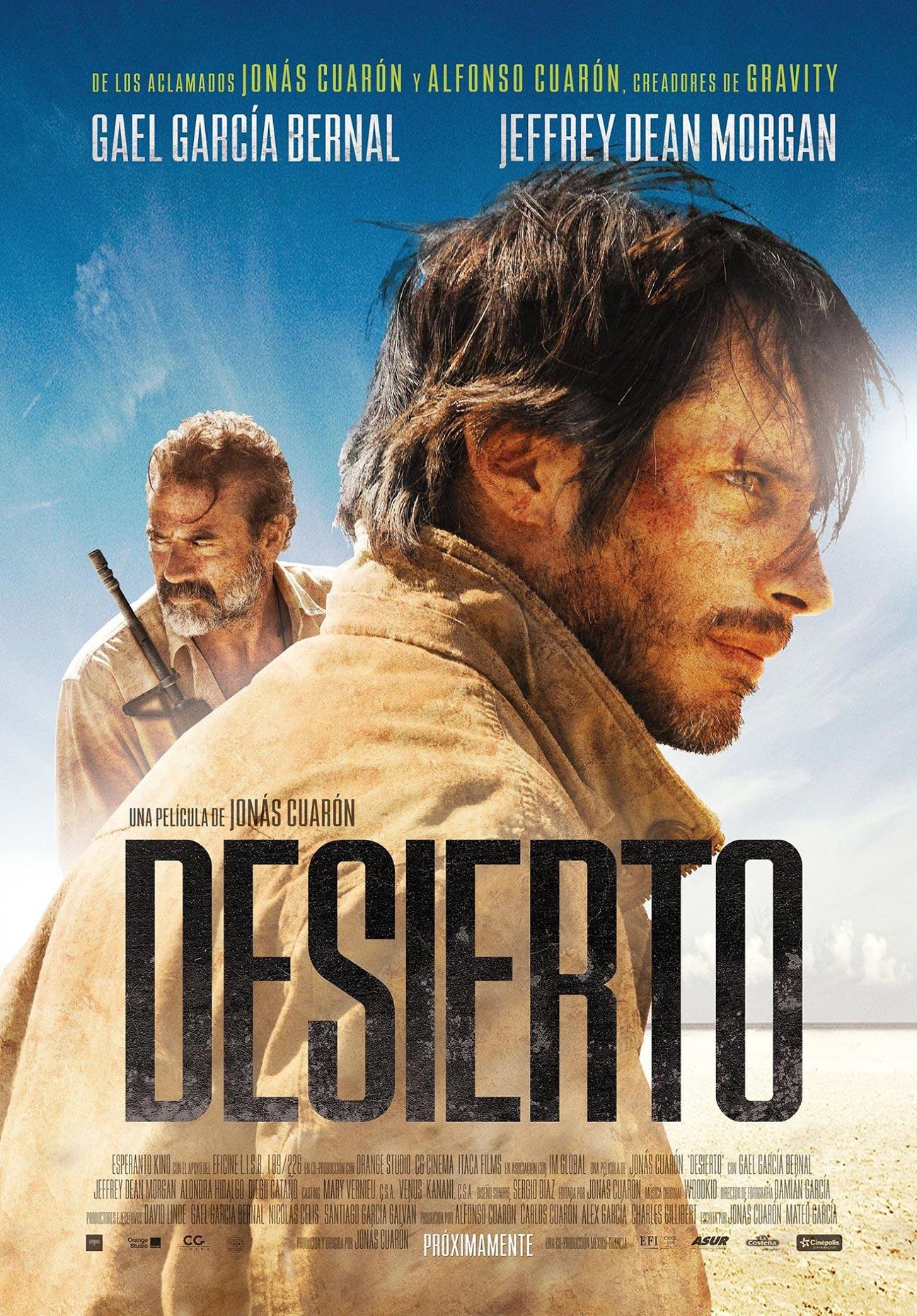 Desierto Poster #1