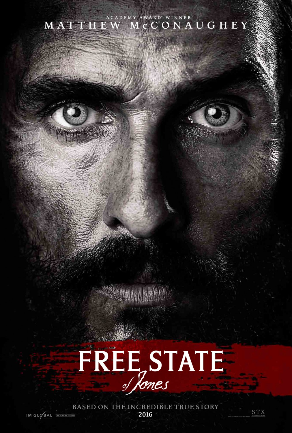 Free State of Jones Poster #1