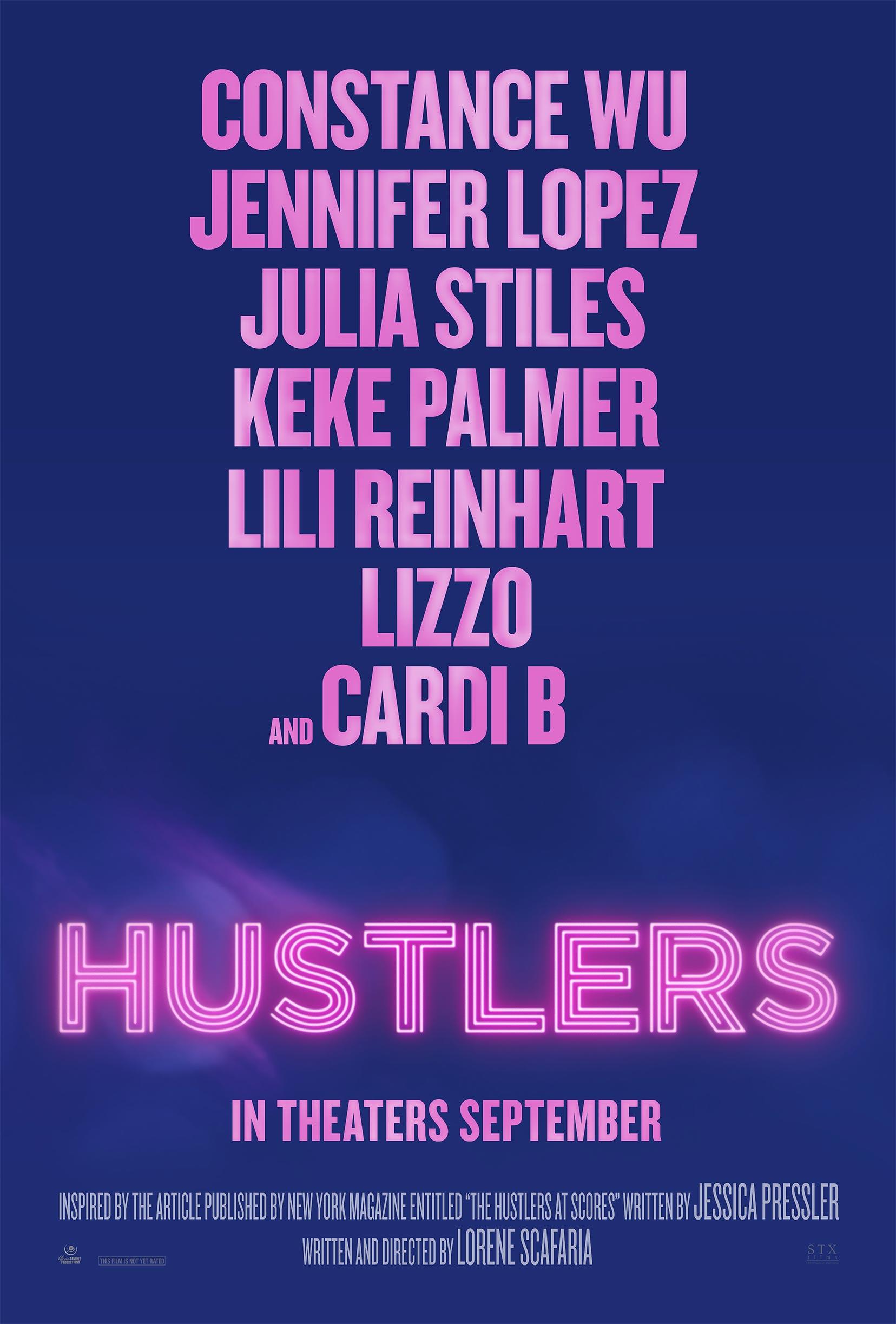 Jennifer Lopez Takes Down Wall Street Crooks in New Trailer for 'Hustlers'