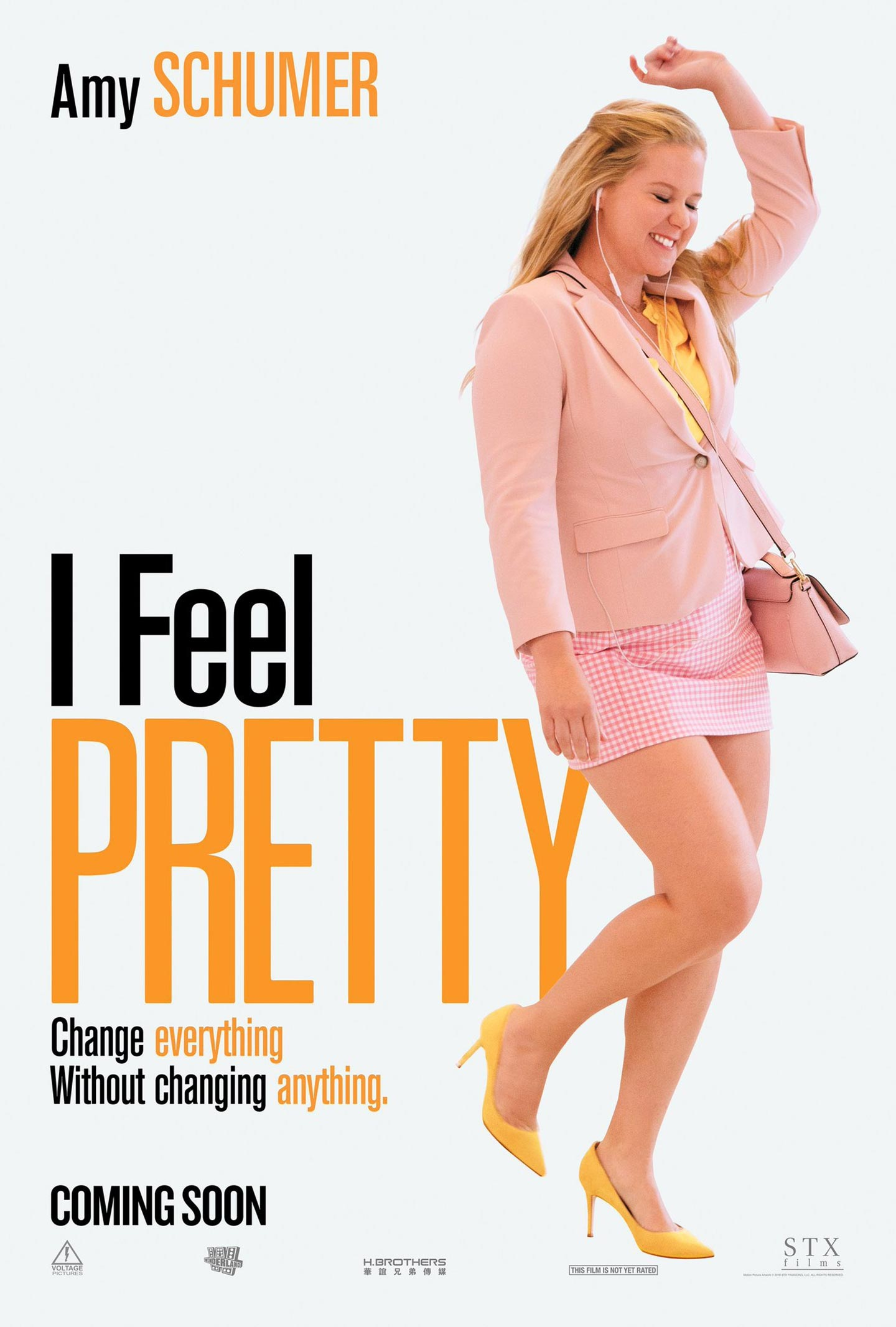 I Feel Pretty Poster #1