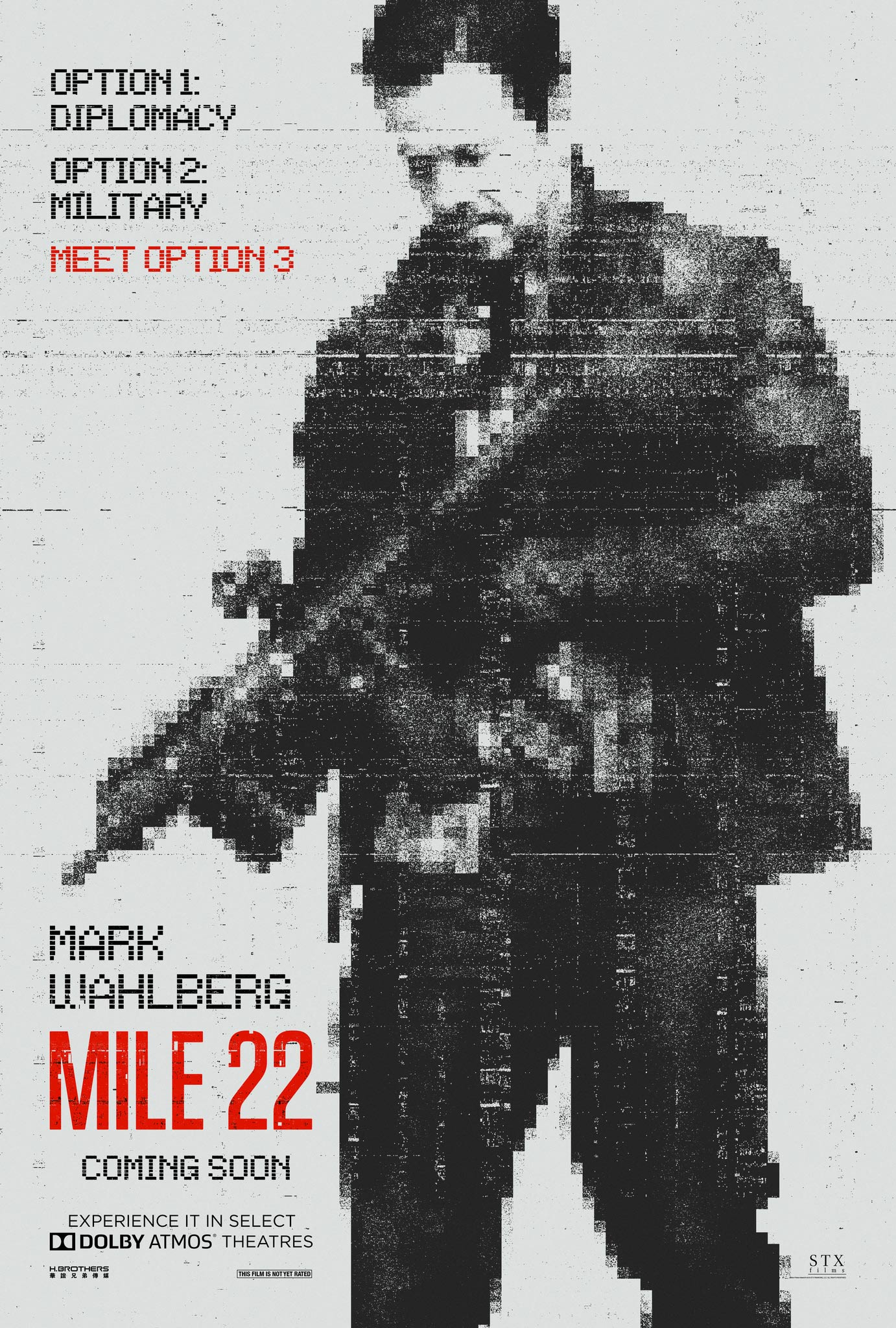 Mile 22 Poster #1