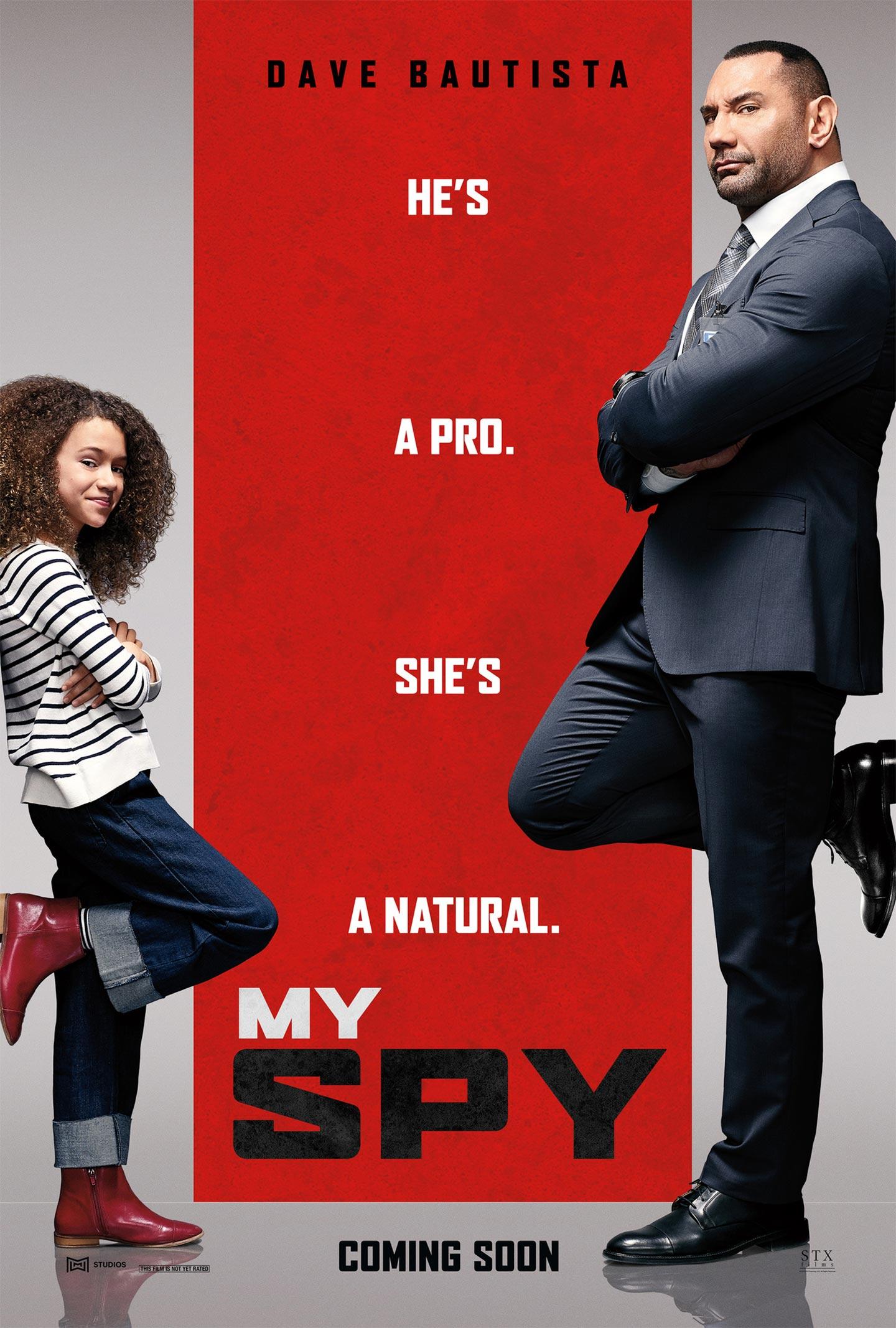 My Spy Poster #1