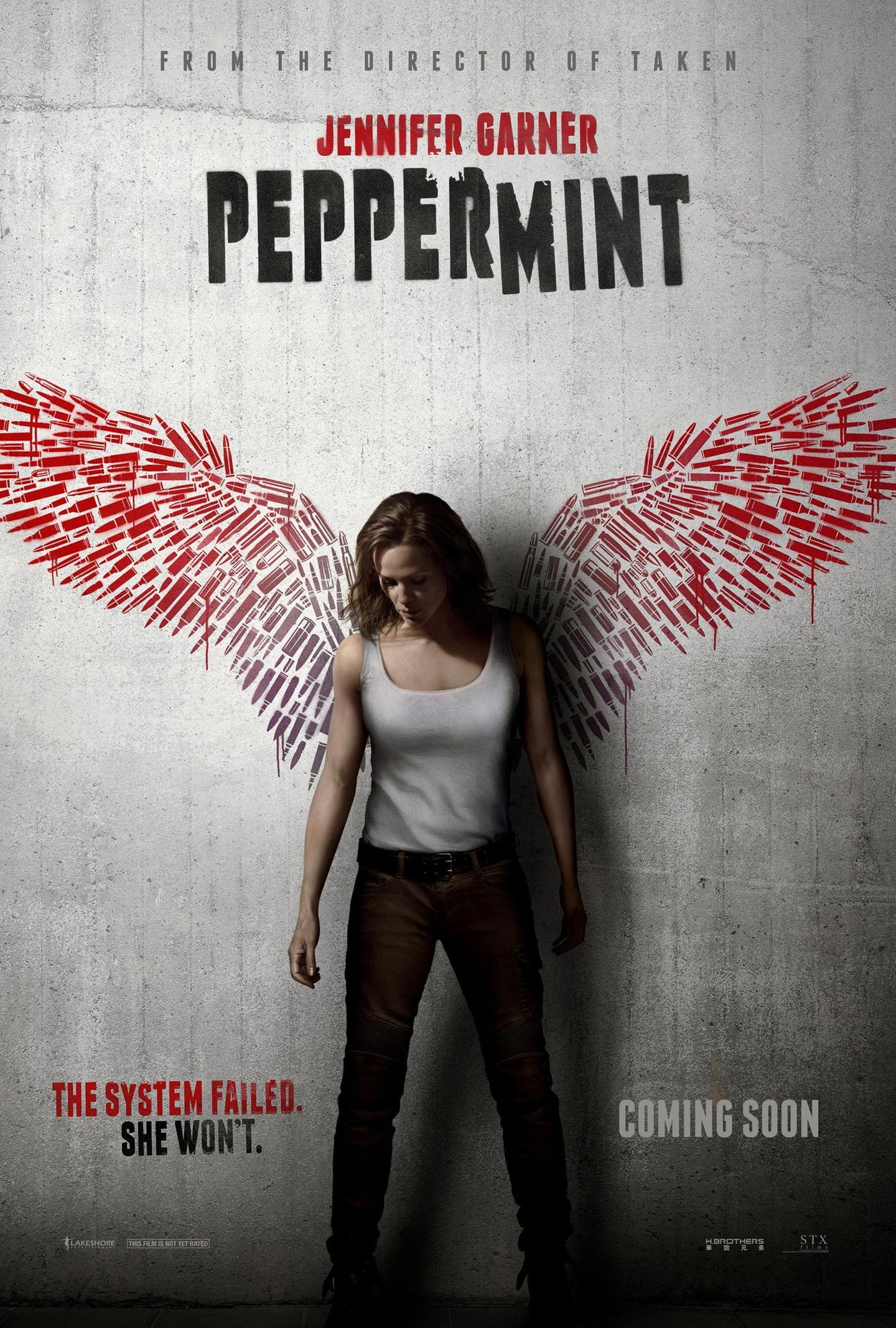 Peppermint Poster #1