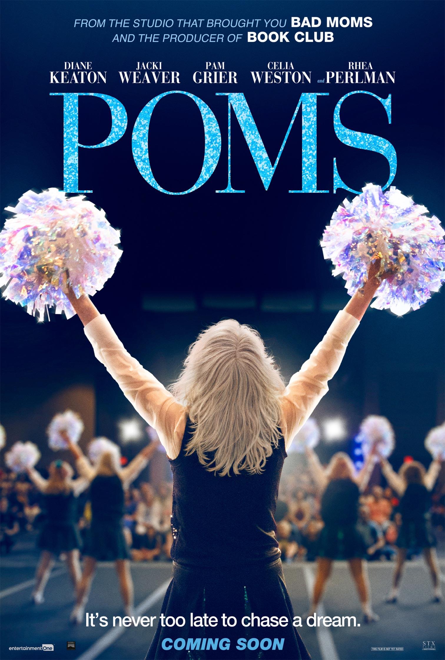 Poms Poster #1
