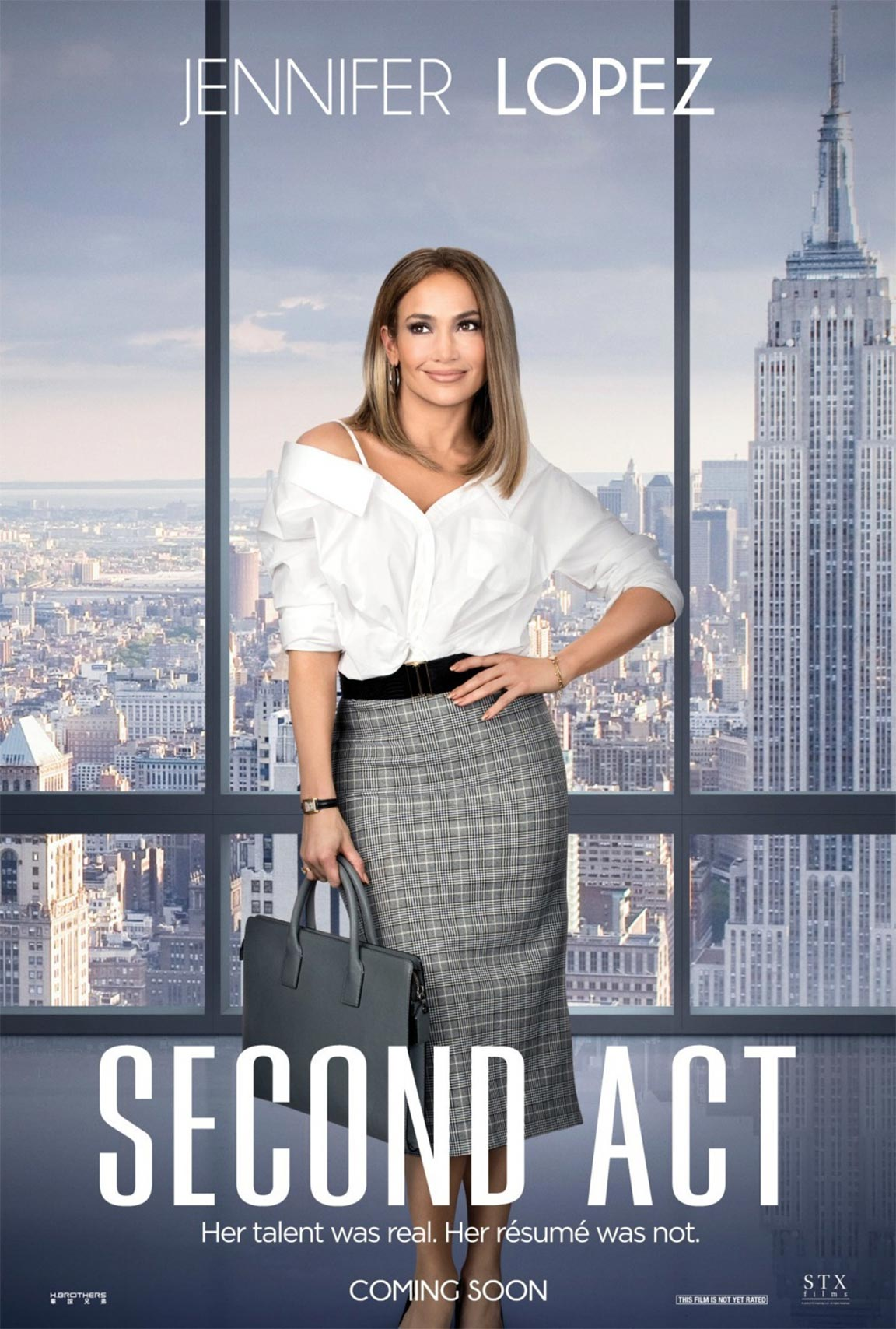 Second Act Poster #1
