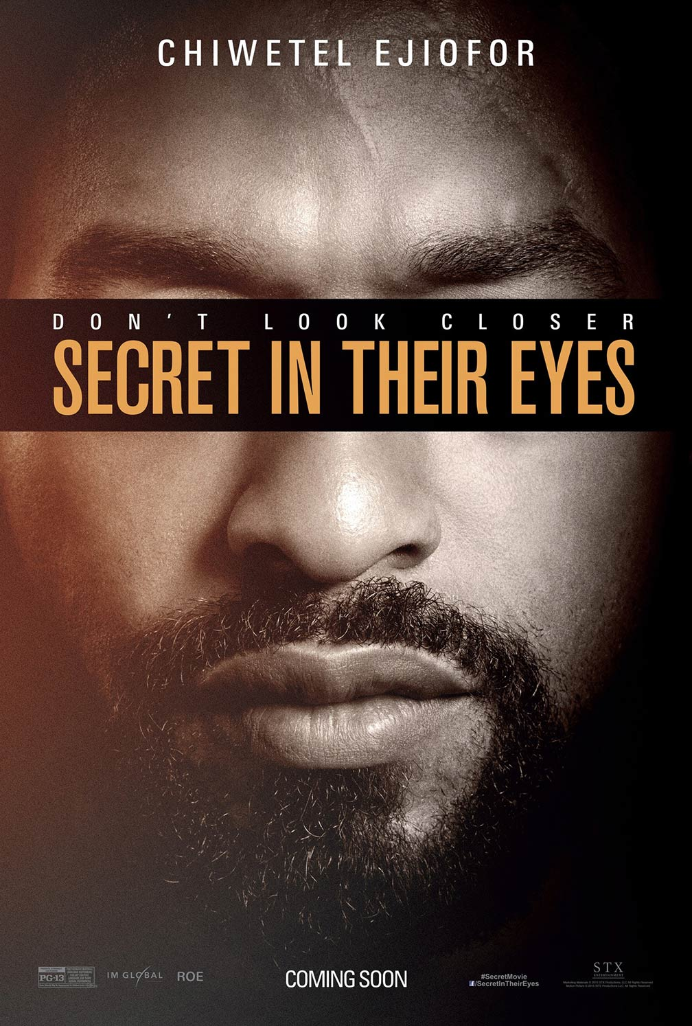Secret in Their Eyes Poster #2