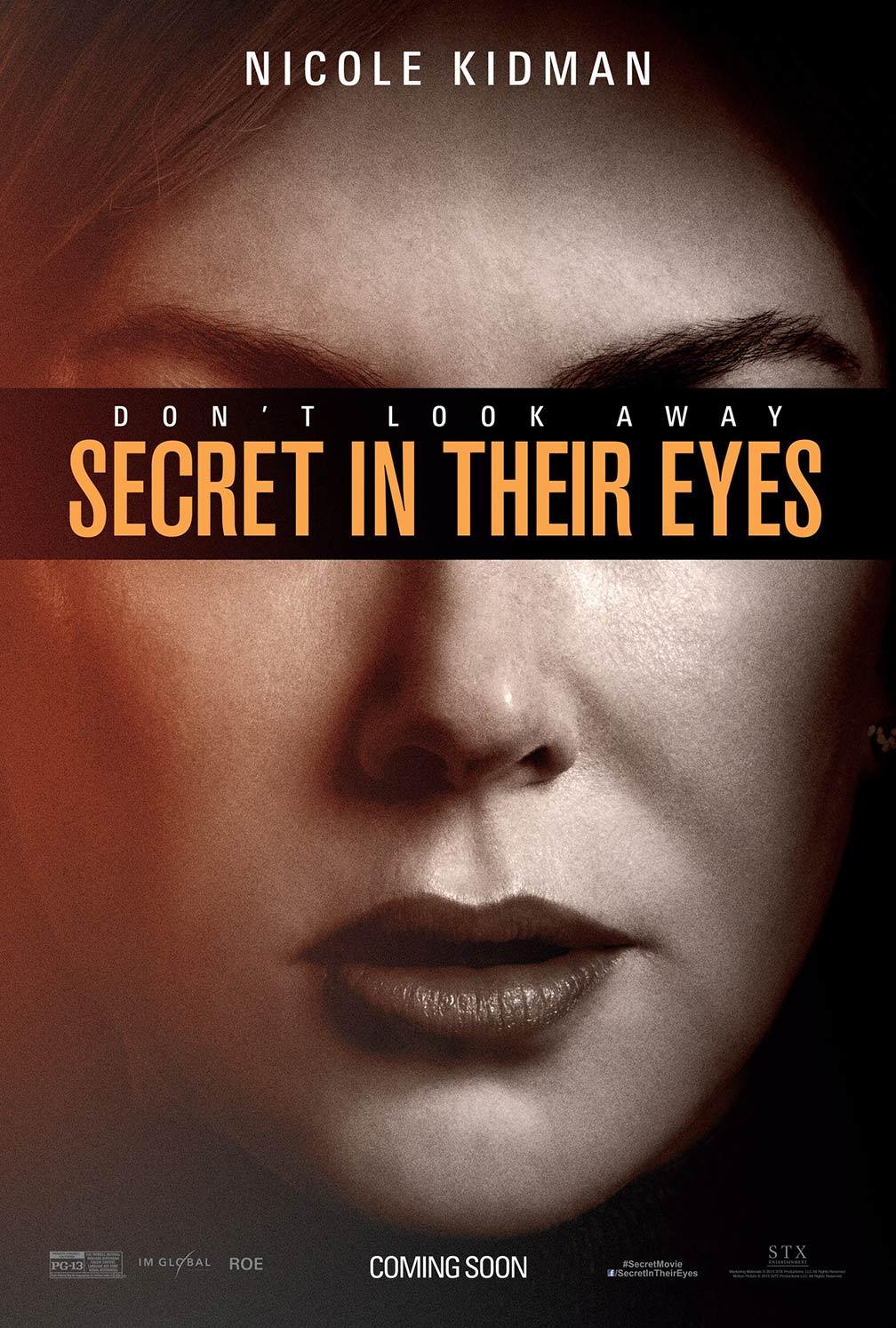 Secret in Their Eyes Poster #4