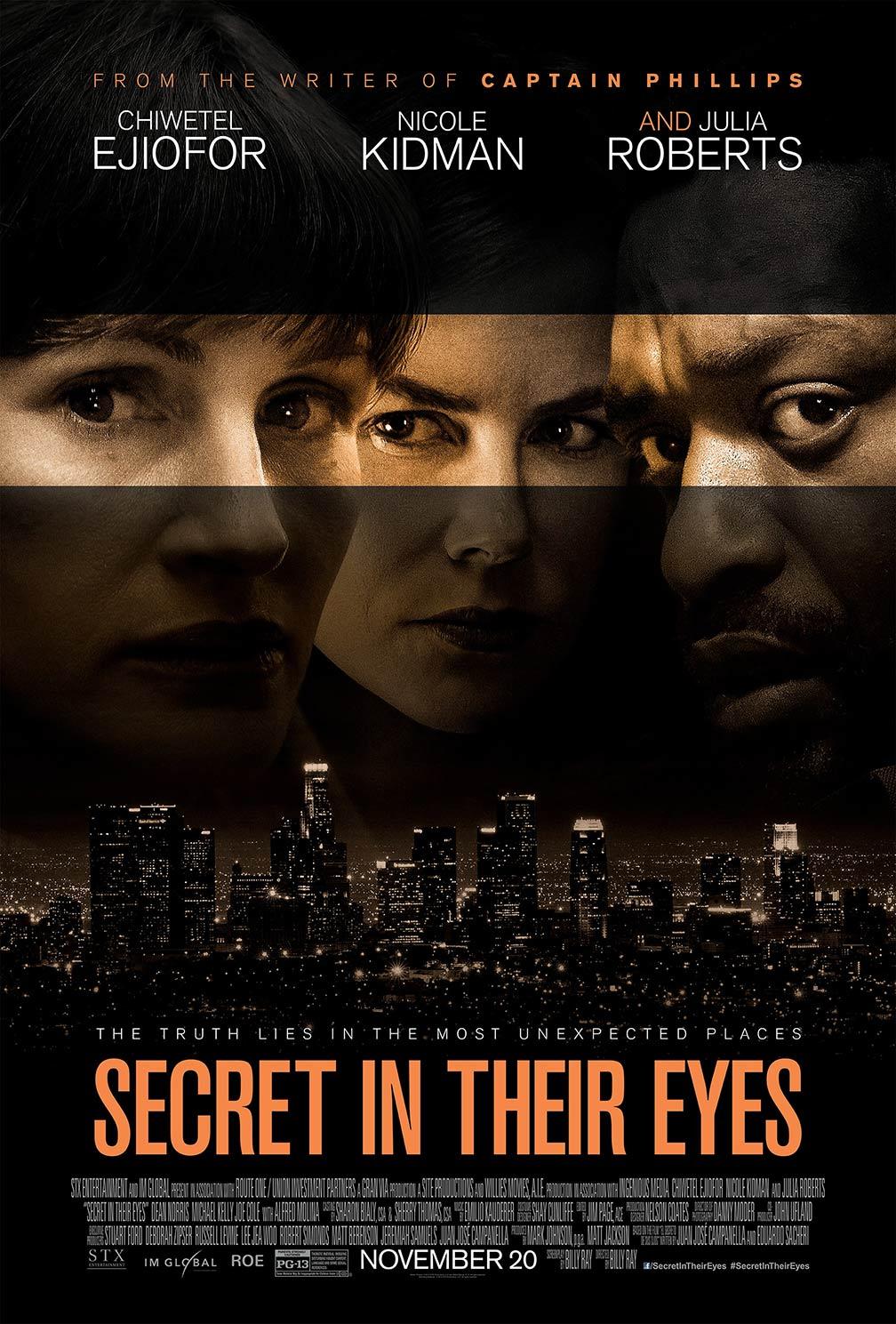 Secret in Their Eyes Poster #1