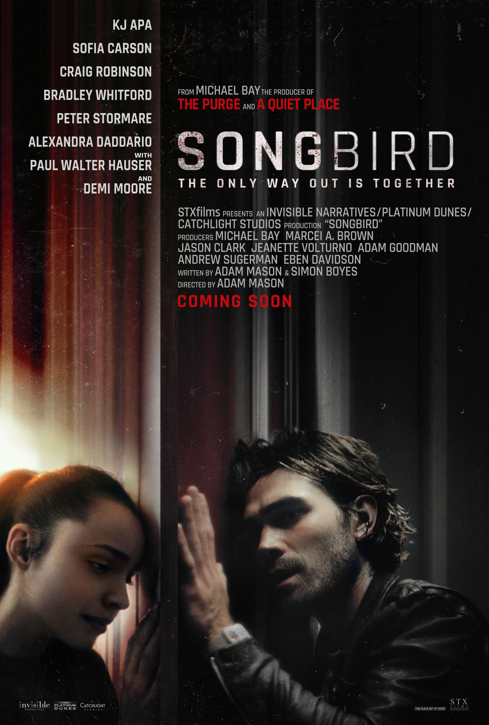 Songbird Poster #1