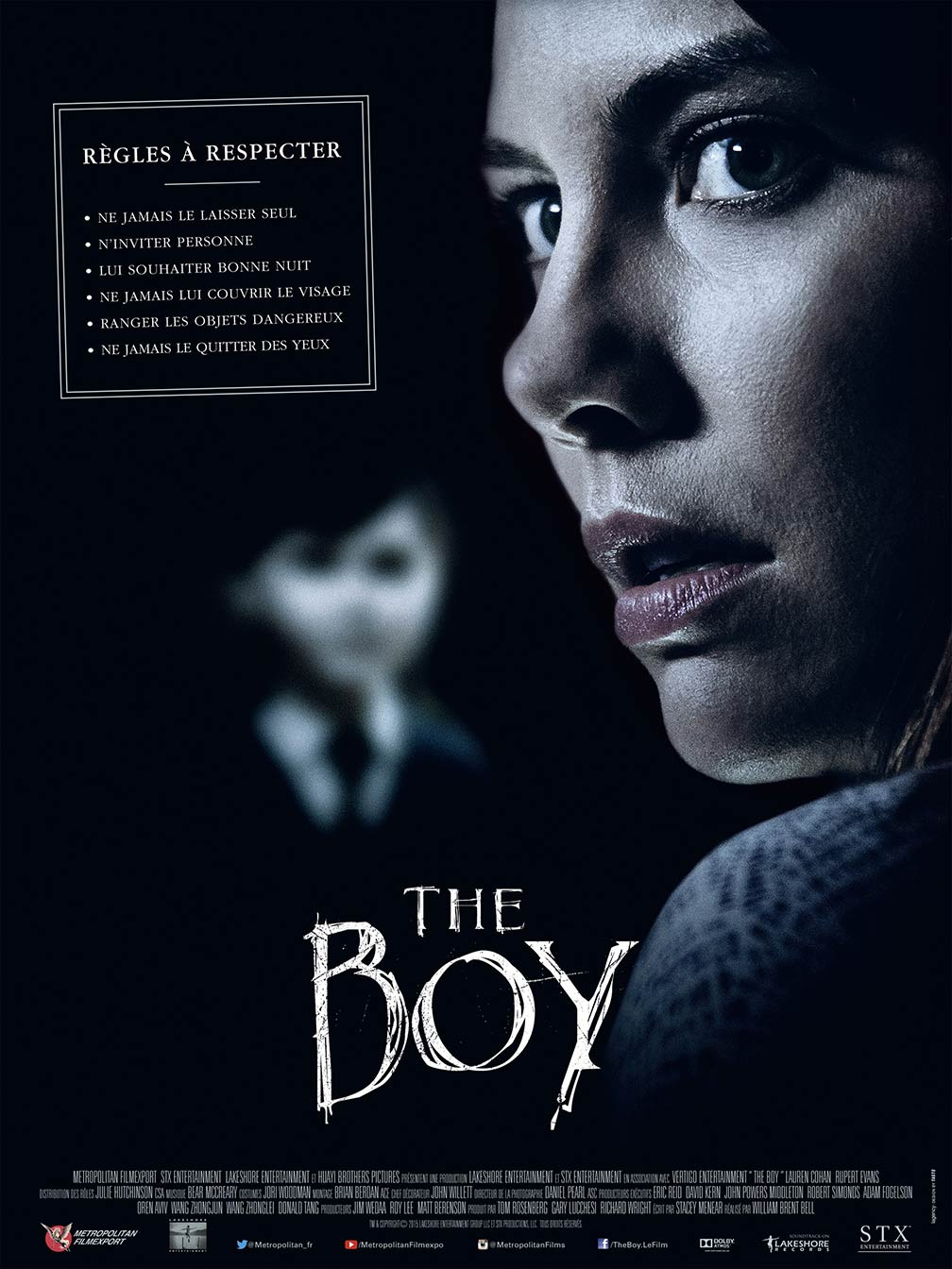 The Boy Poster #2