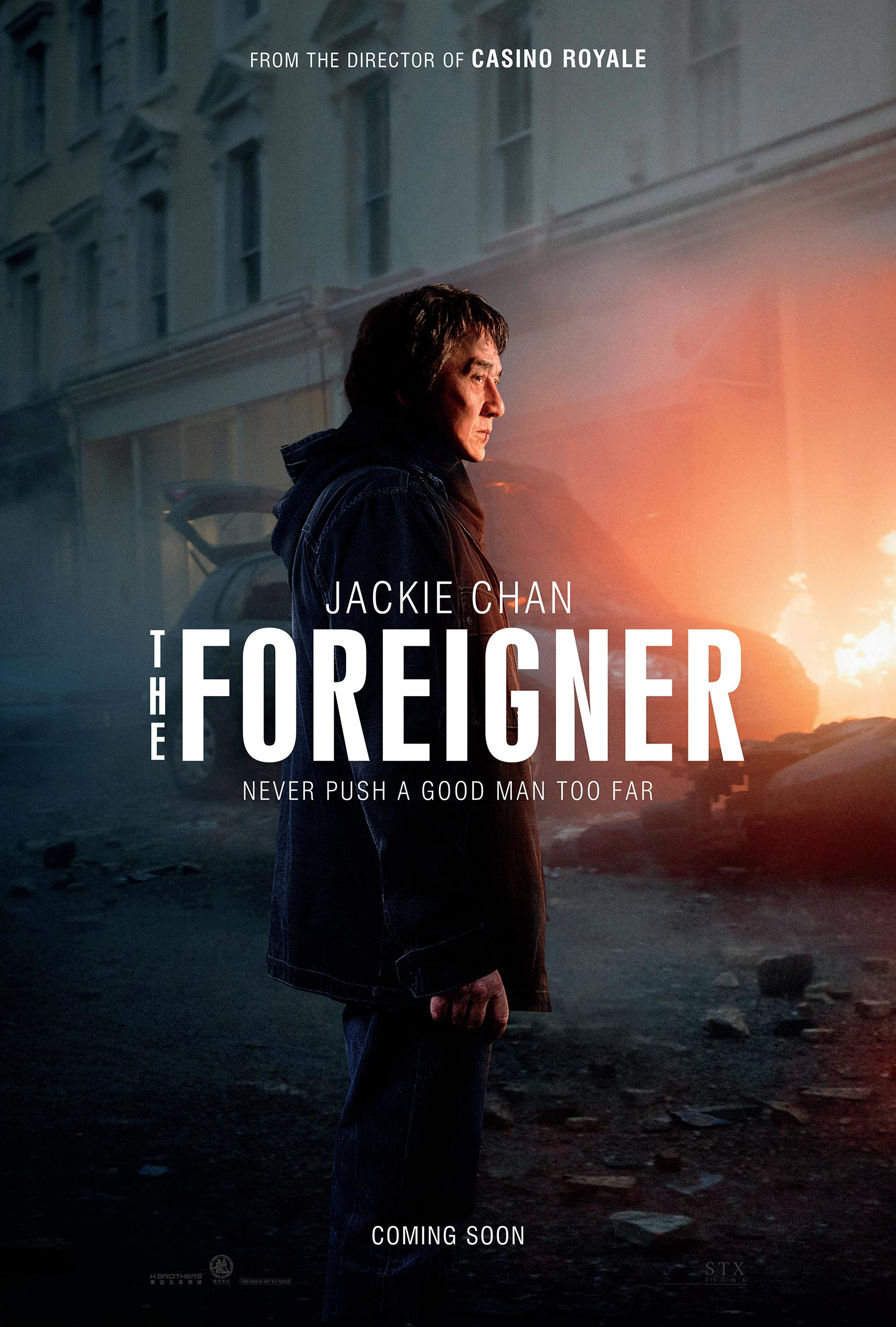The Foreigner Poster #1