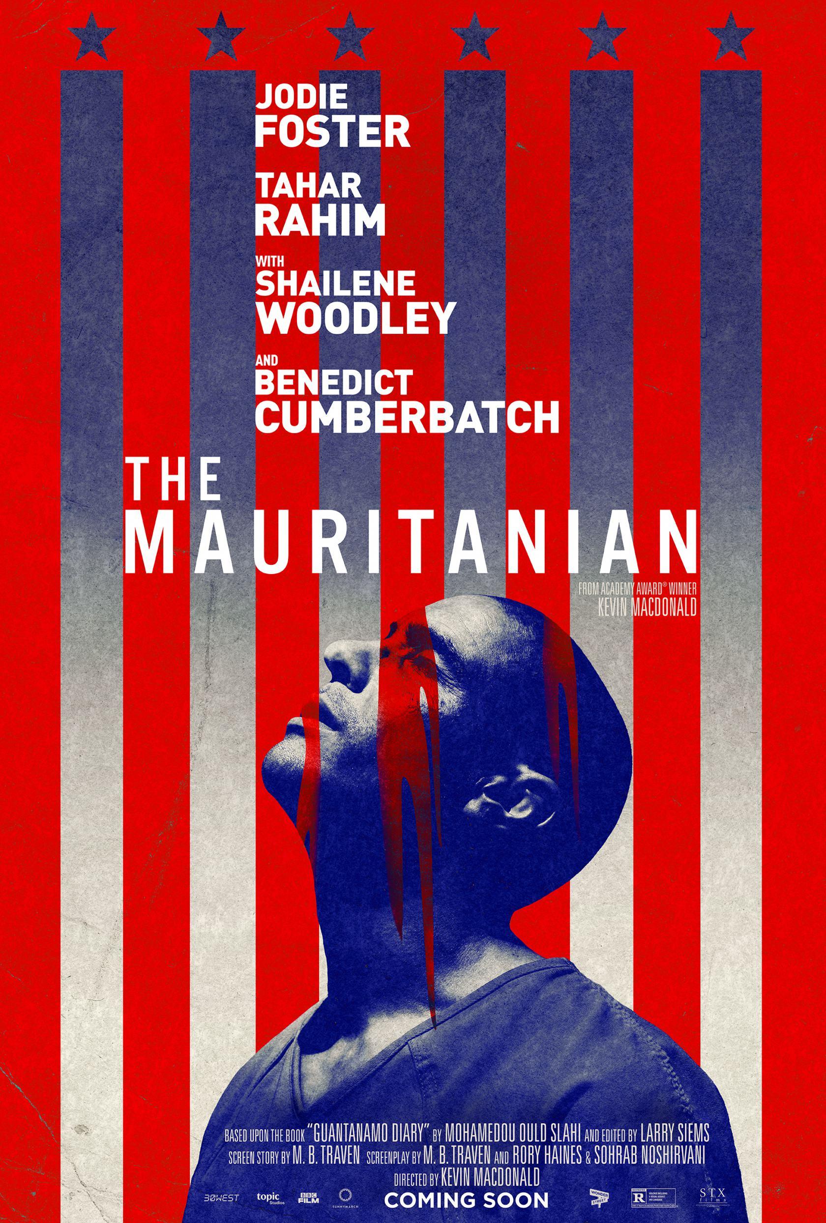 The Mauritanian Poster #1