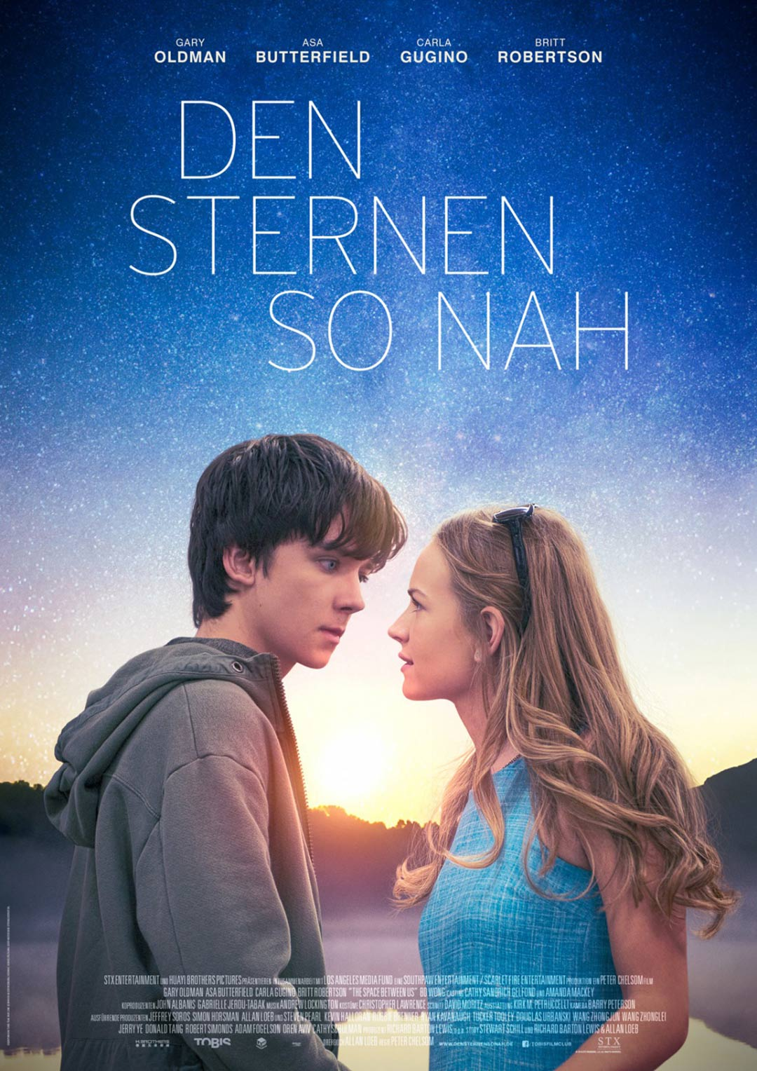 The Space Between Us Poster #2