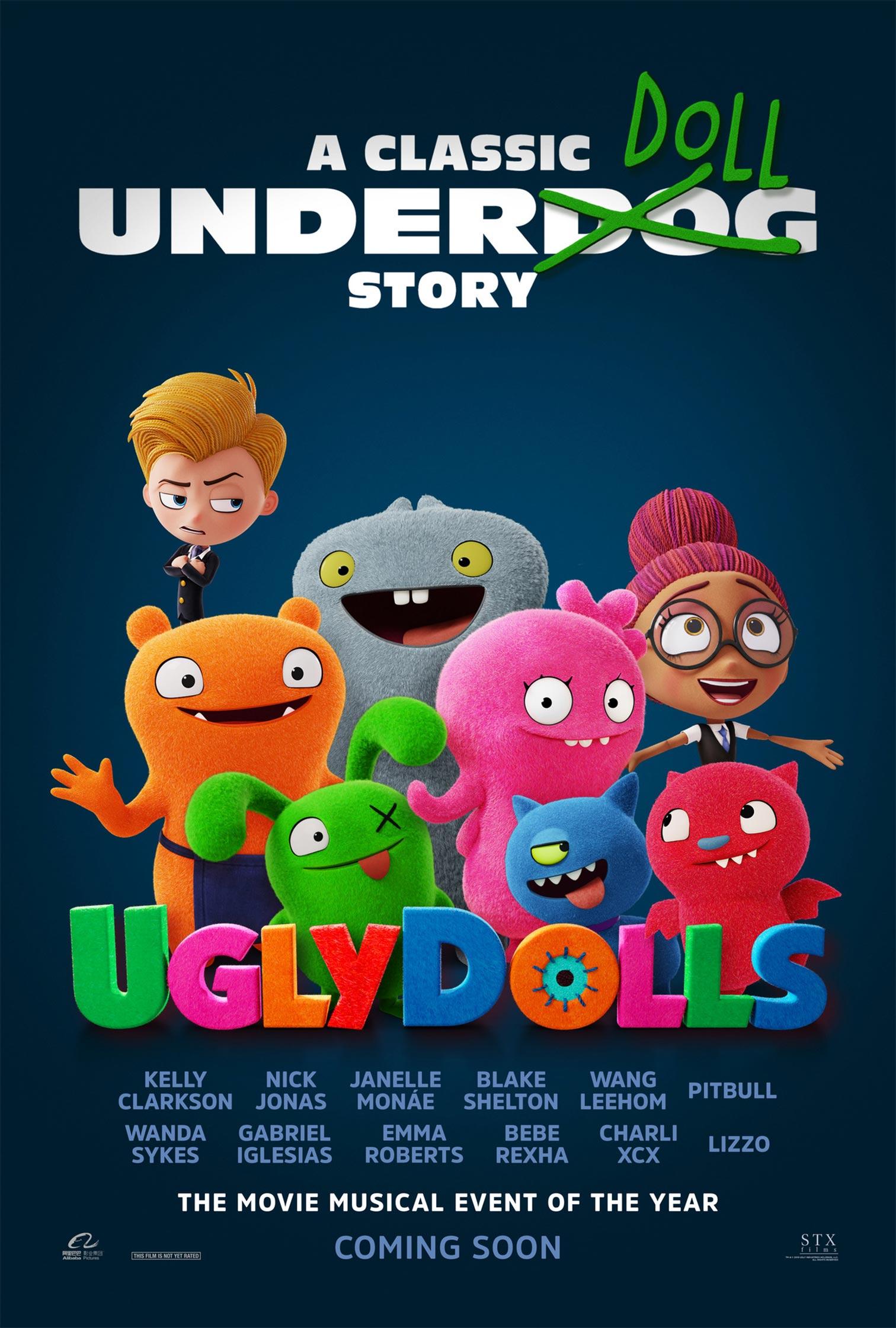 UglyDolls Poster #1