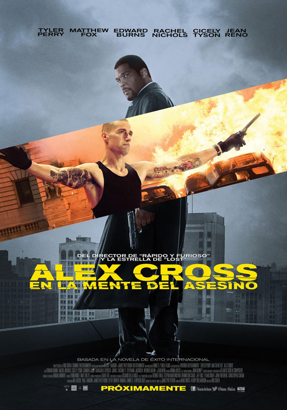 Alex Cross Poster #5