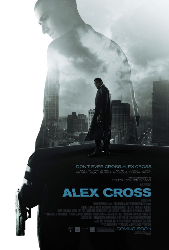 Alex Cross Poster #1
