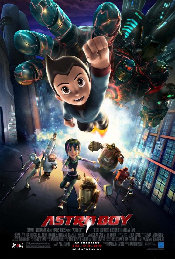 Astro Boy Poster #7