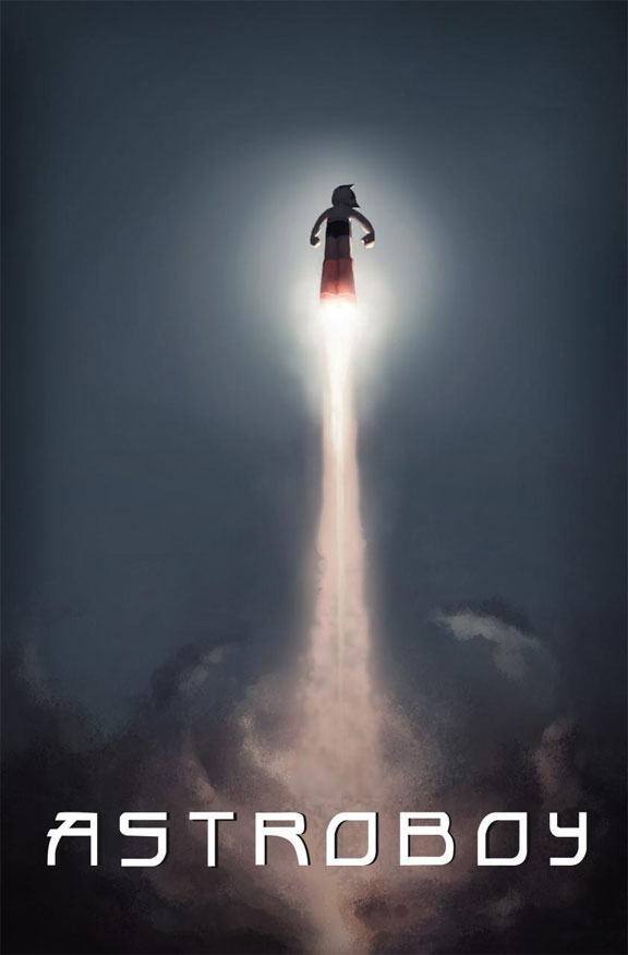 Astro Boy Poster #1